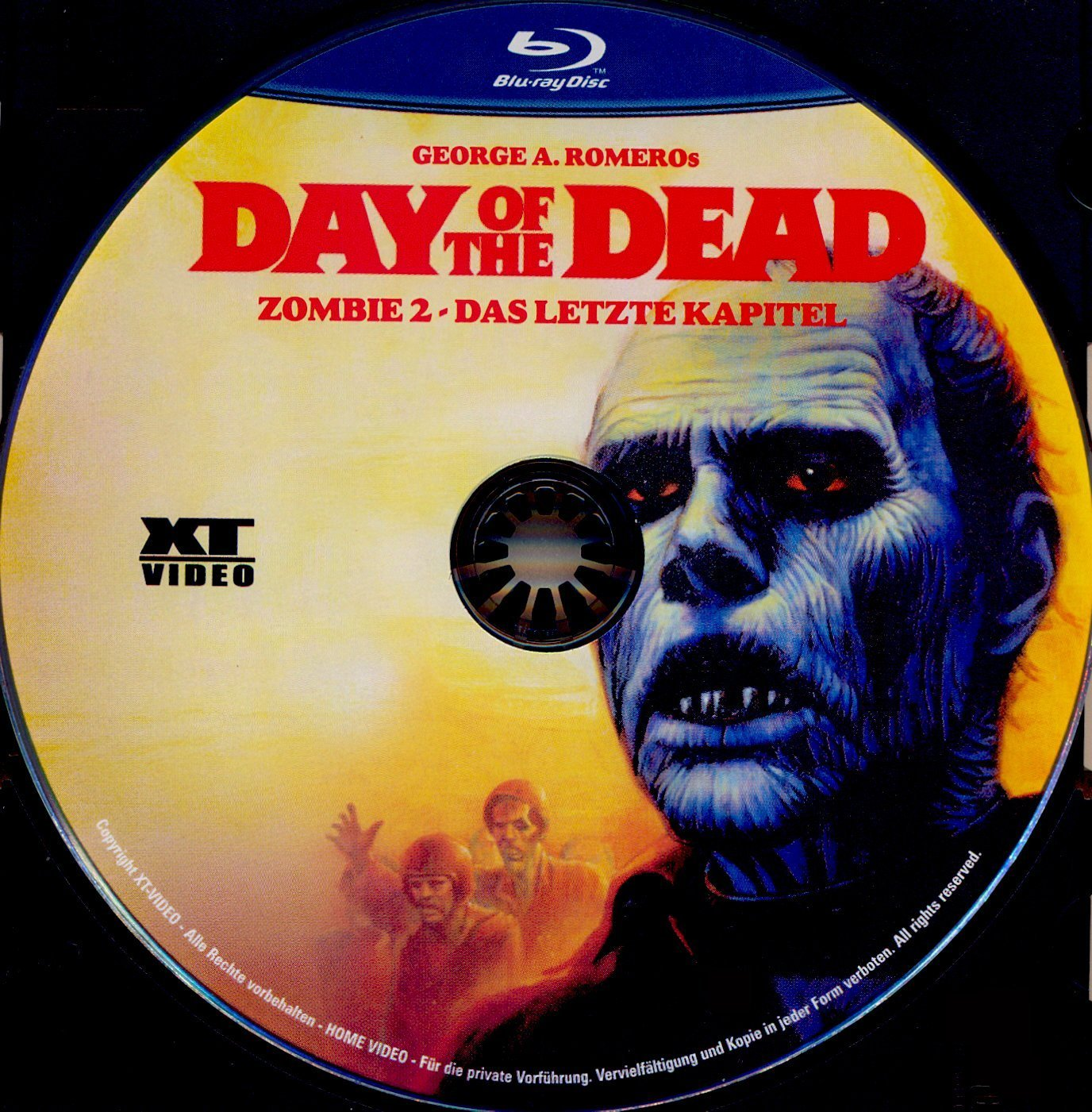 Day of the dead 2