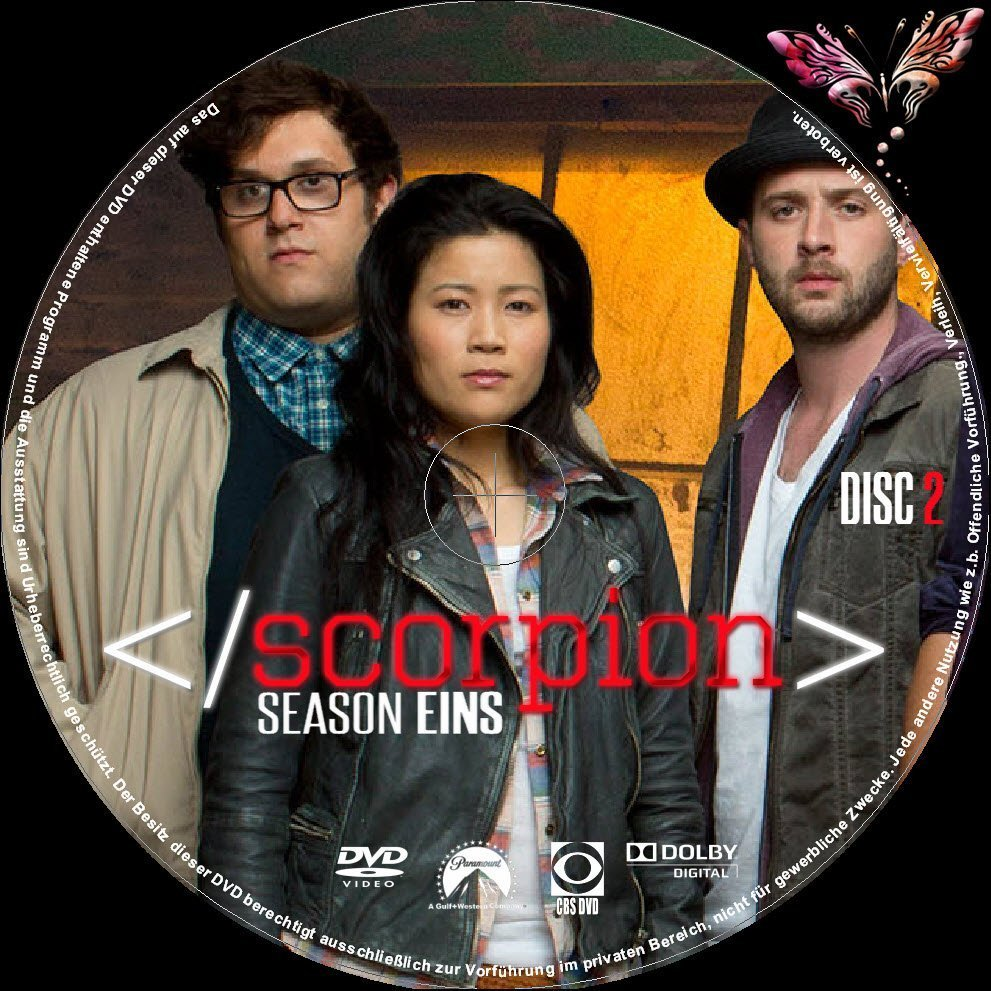 Scorpion Staffel 1 Stream Deutsch