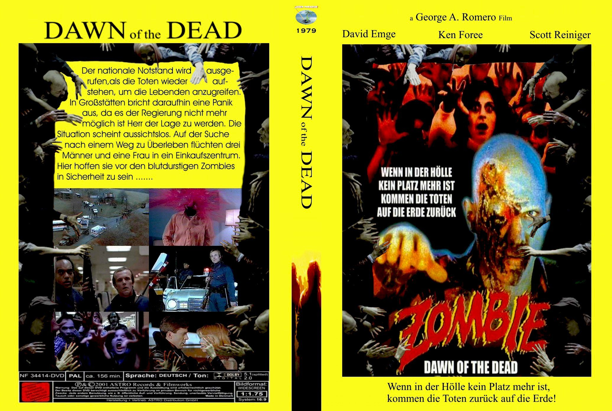 dawn of the evil symbolic dead essay Either jay and lauren were making a symbolic statement or both honestly thought human beings are inherently good they too were wrong and ended up as dead as the wannabe superhero from the bronx.