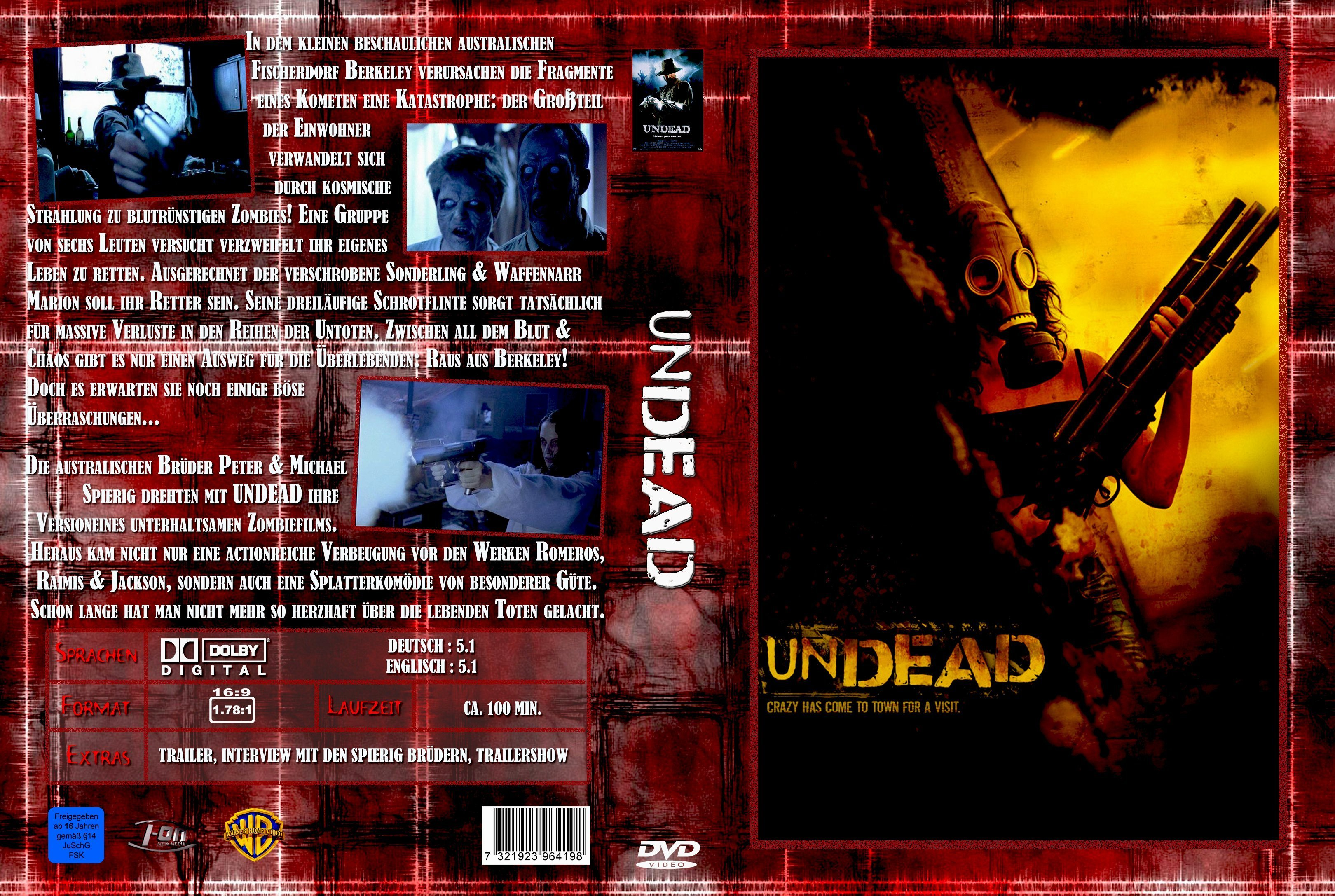 The undead movie 2008