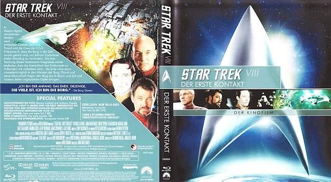 Der Erste Kontakt Star Trek