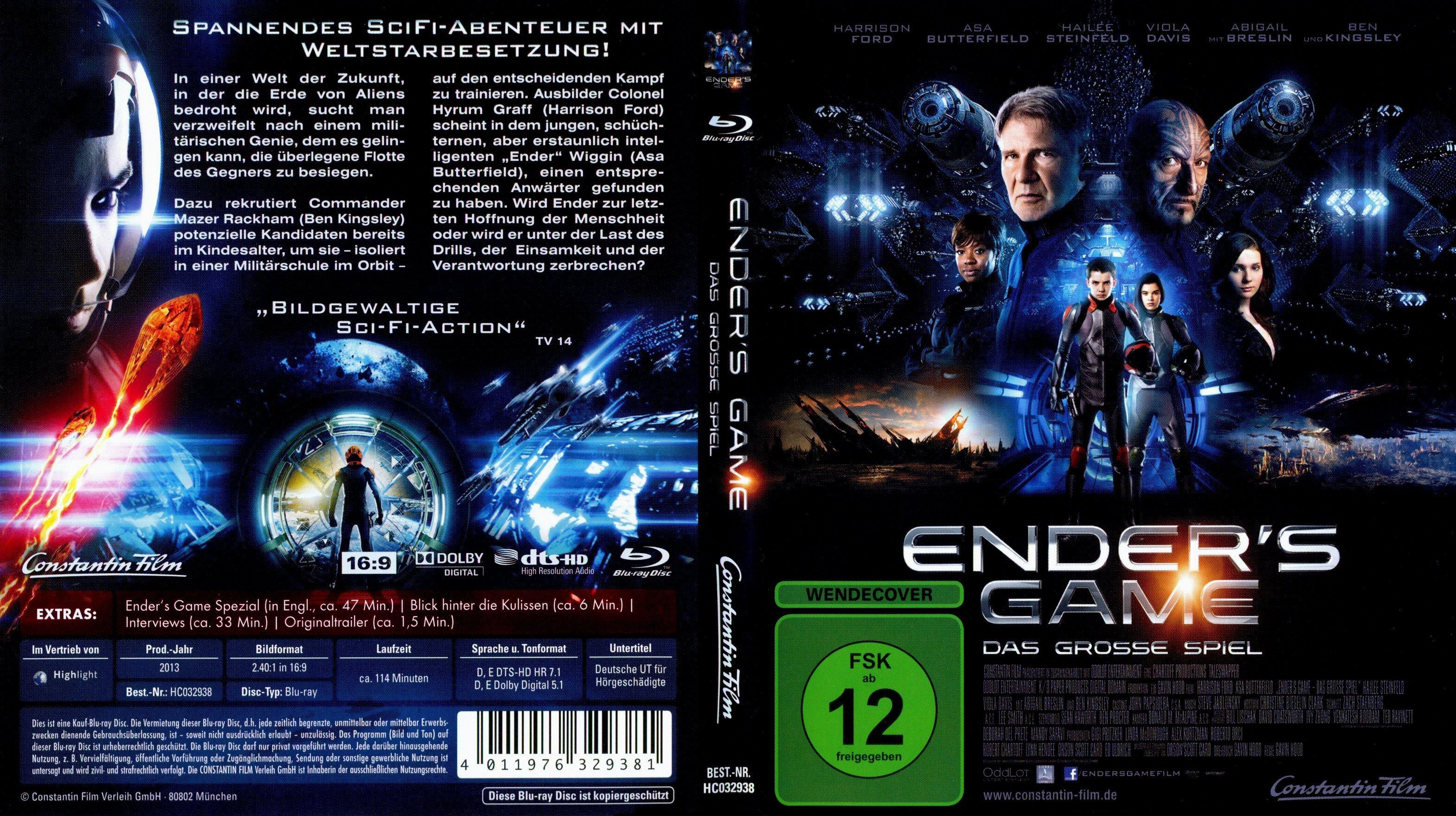 Ender'S Game – Das Große Spiel Stream Deutsch