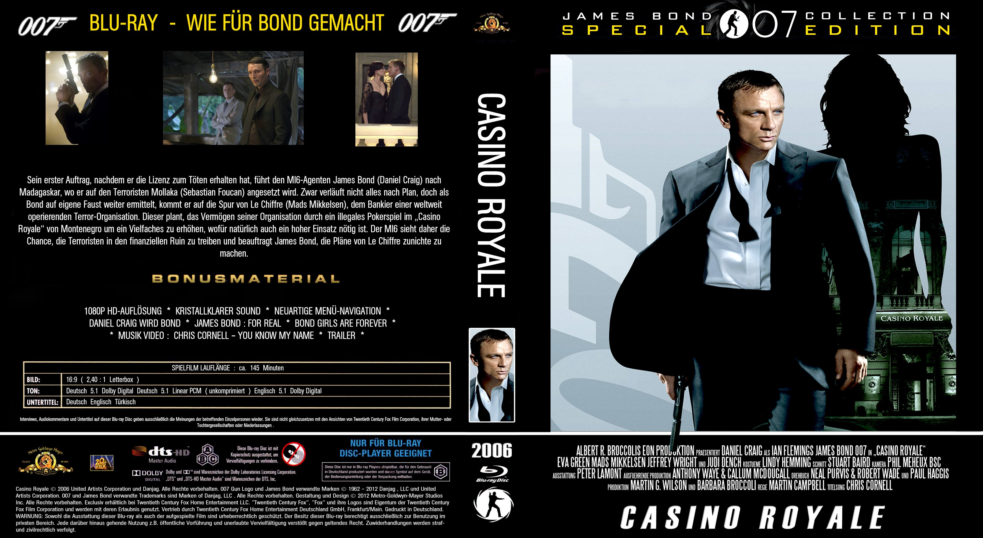 james bond casino royale deutsch