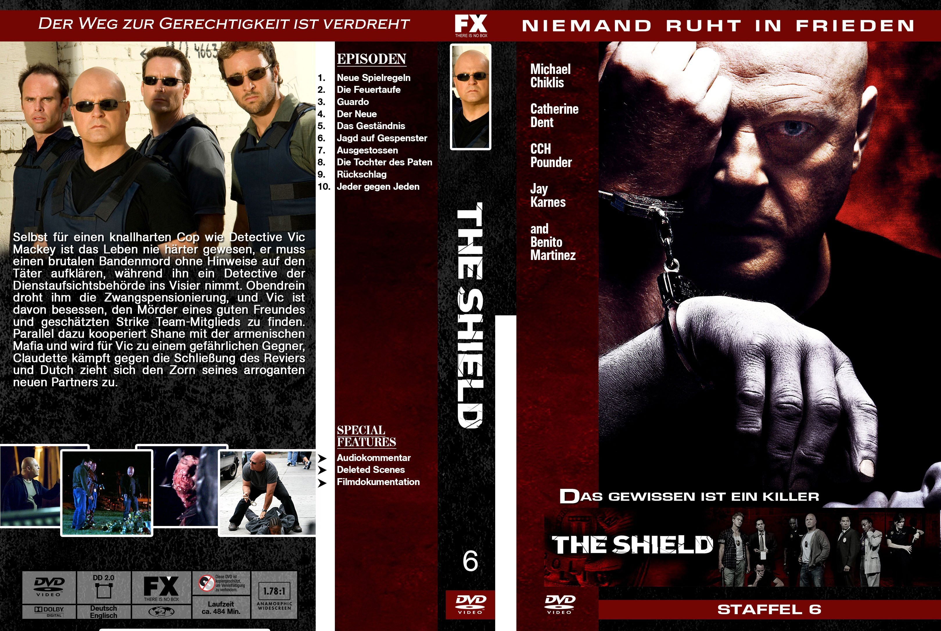 Shield Staffel 6