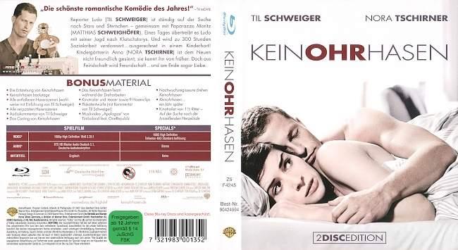 KeinOhrHasen blu ray cover german