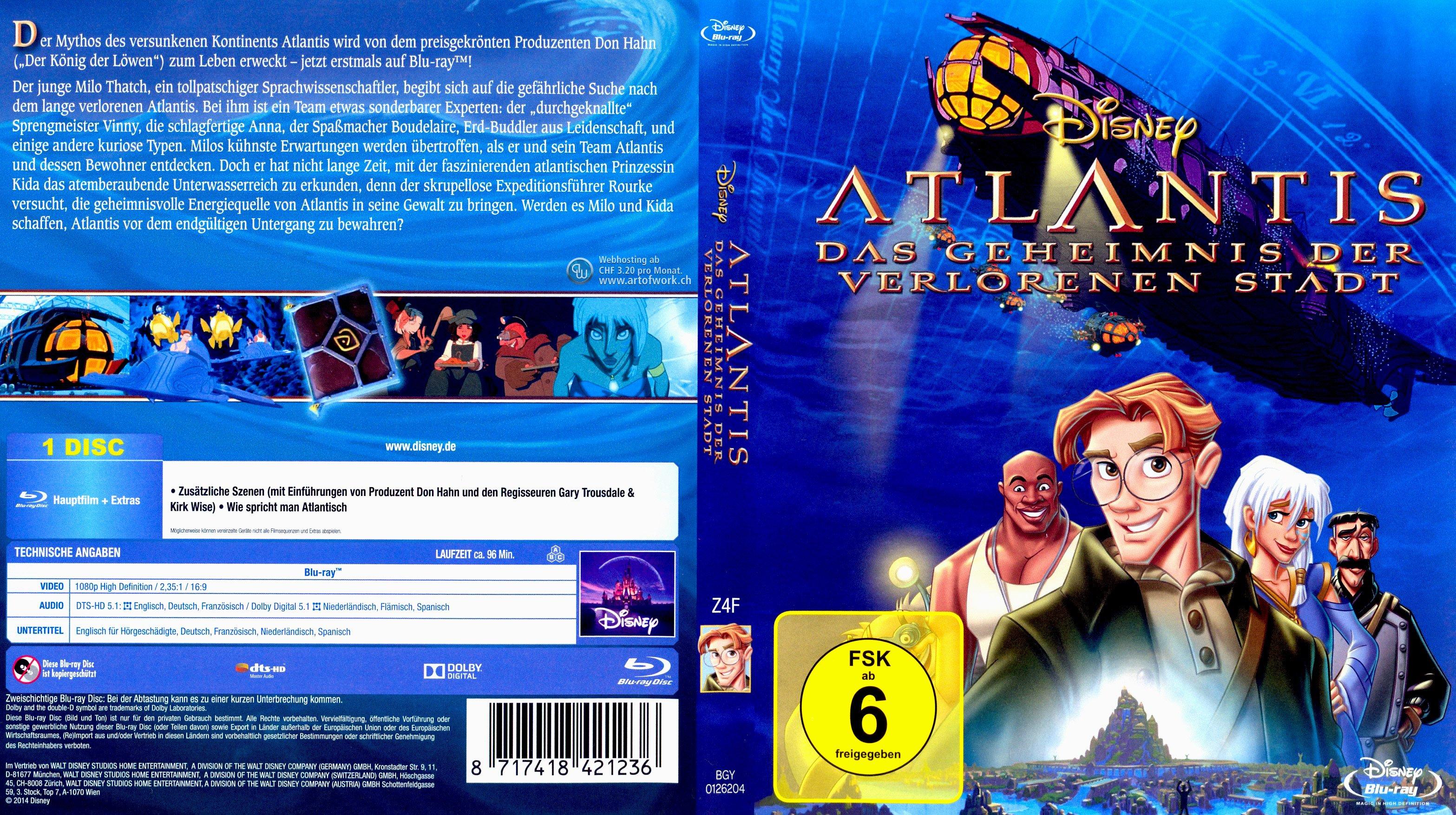 Atlantis - Das Geheimnis Der Verlorenen Stadt Stream German