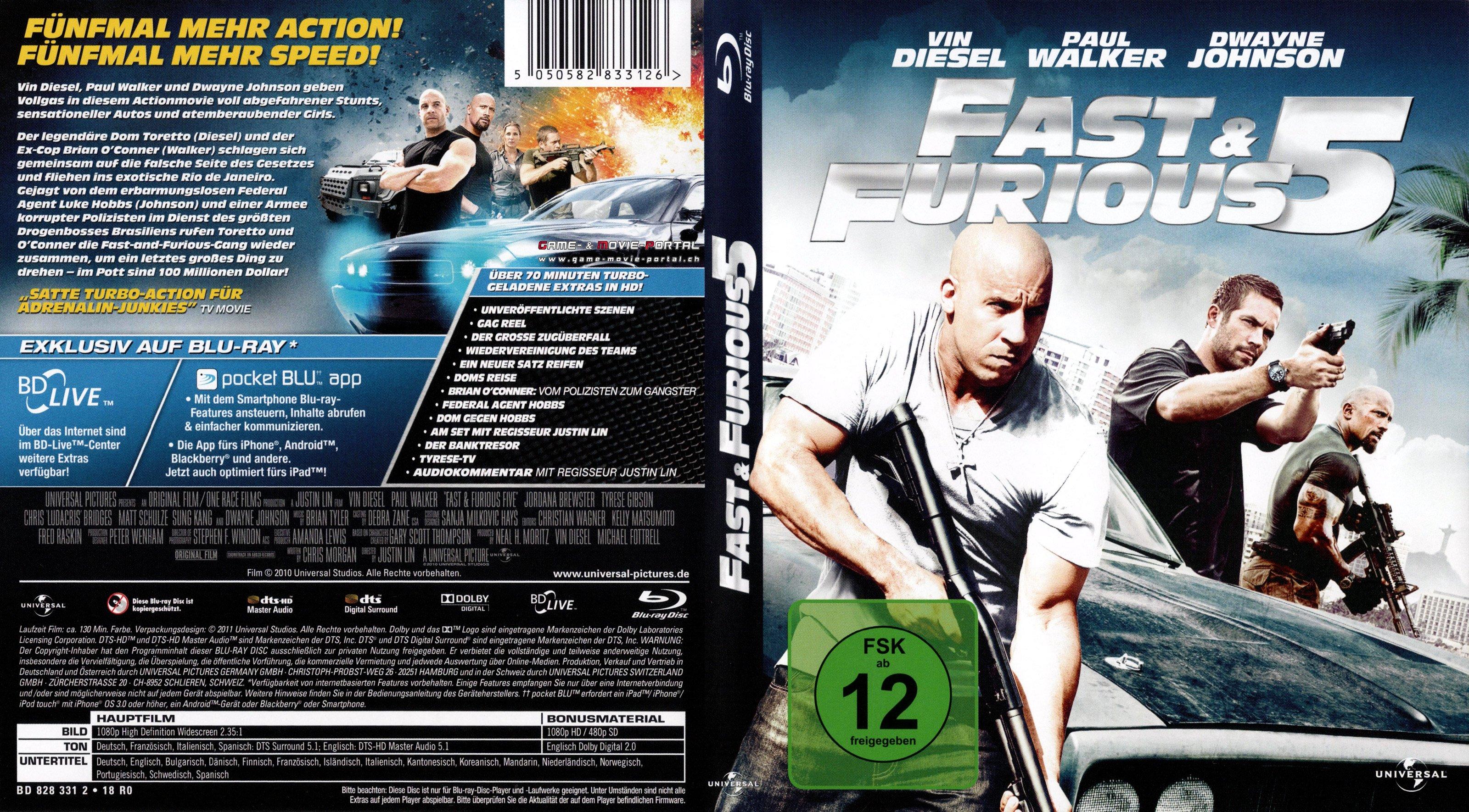 fast five stream deutsch