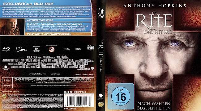 Blu Ray Covers