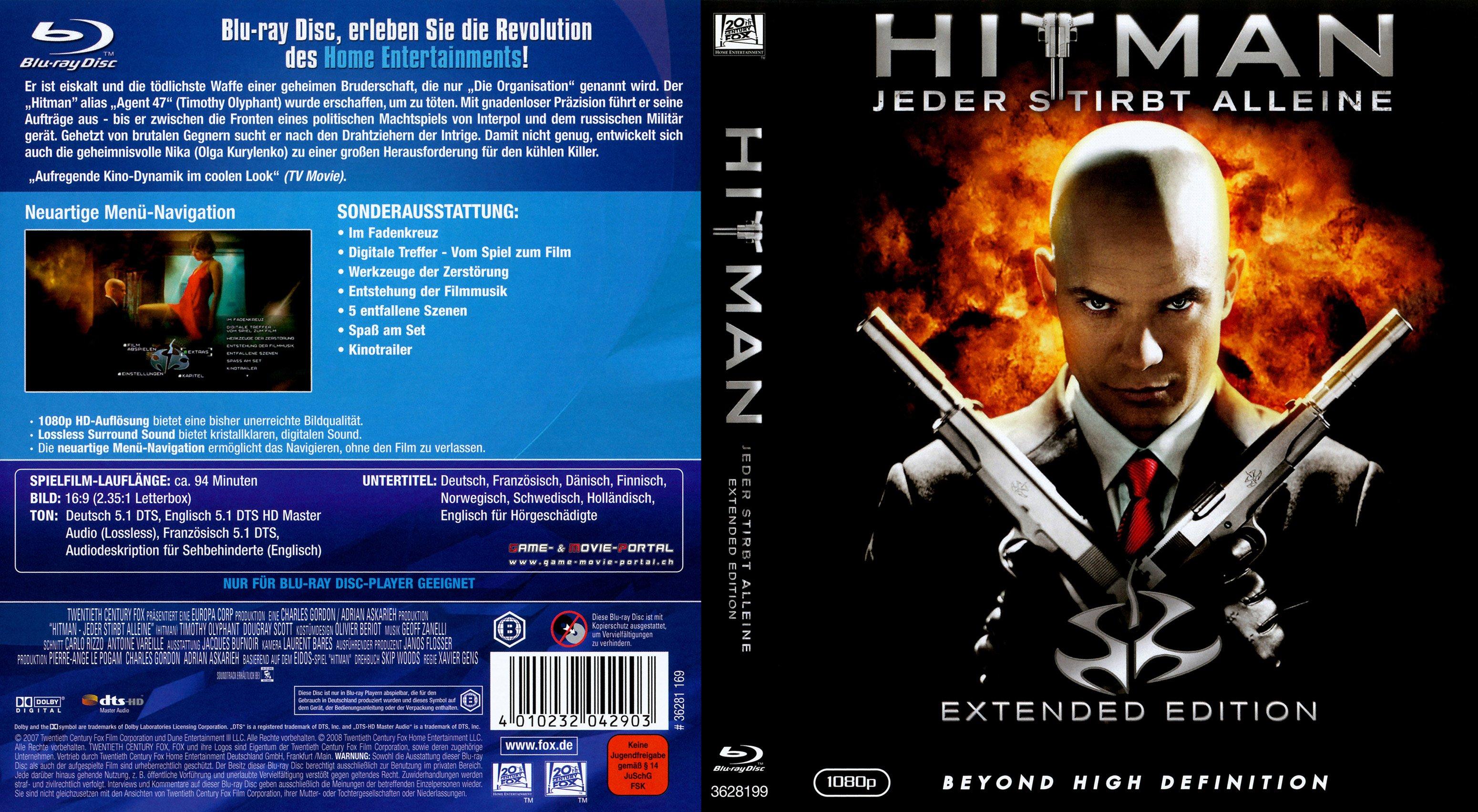Hitman – Jeder Stirbt Alleine