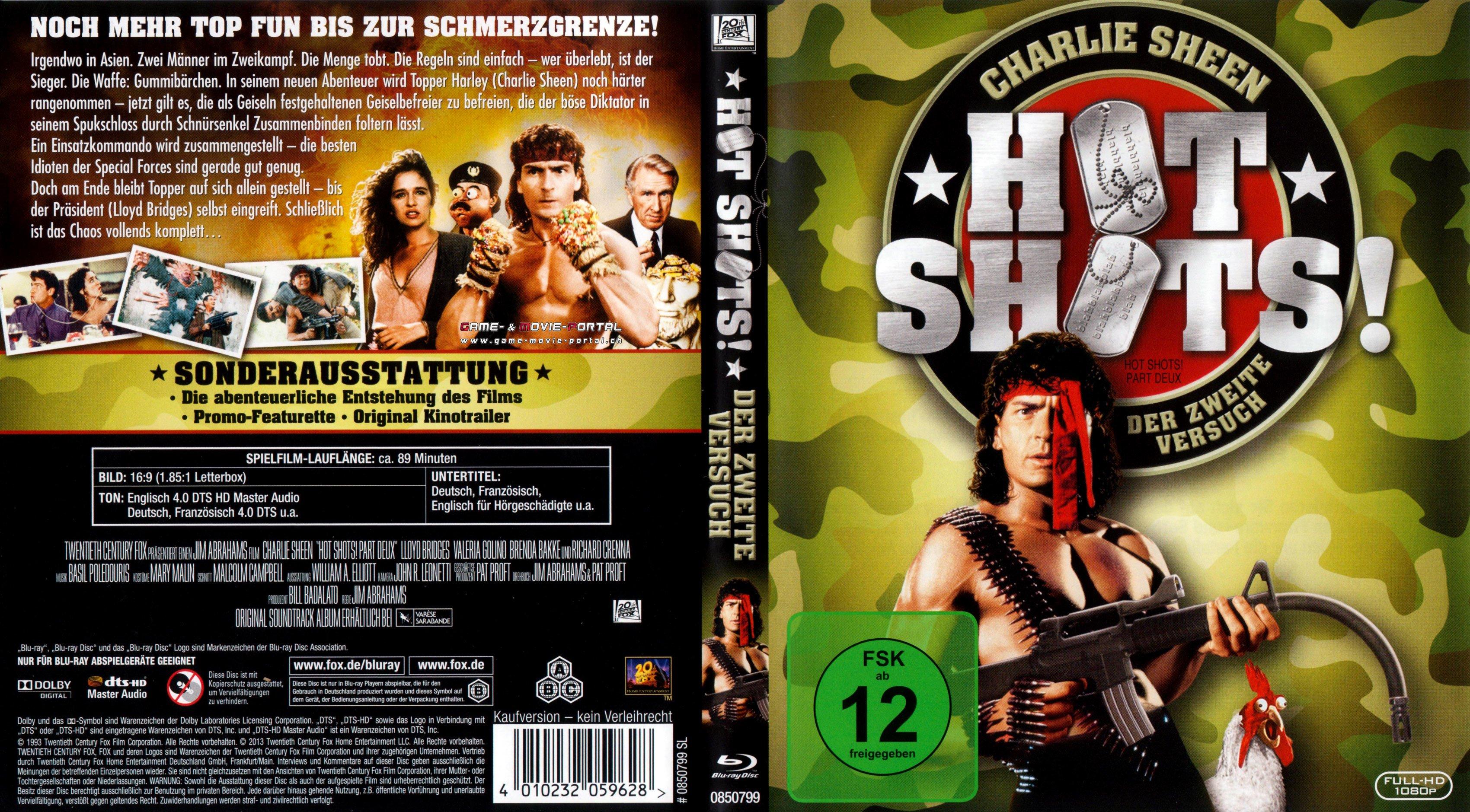 Hot Shots Deutsch