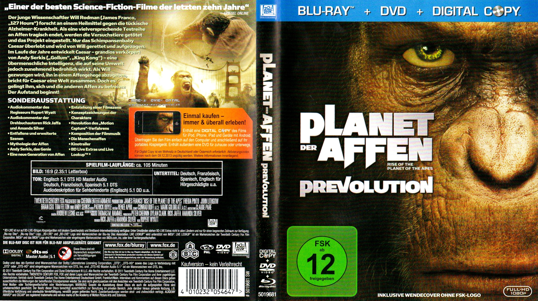 Planet der Affen Prevo...