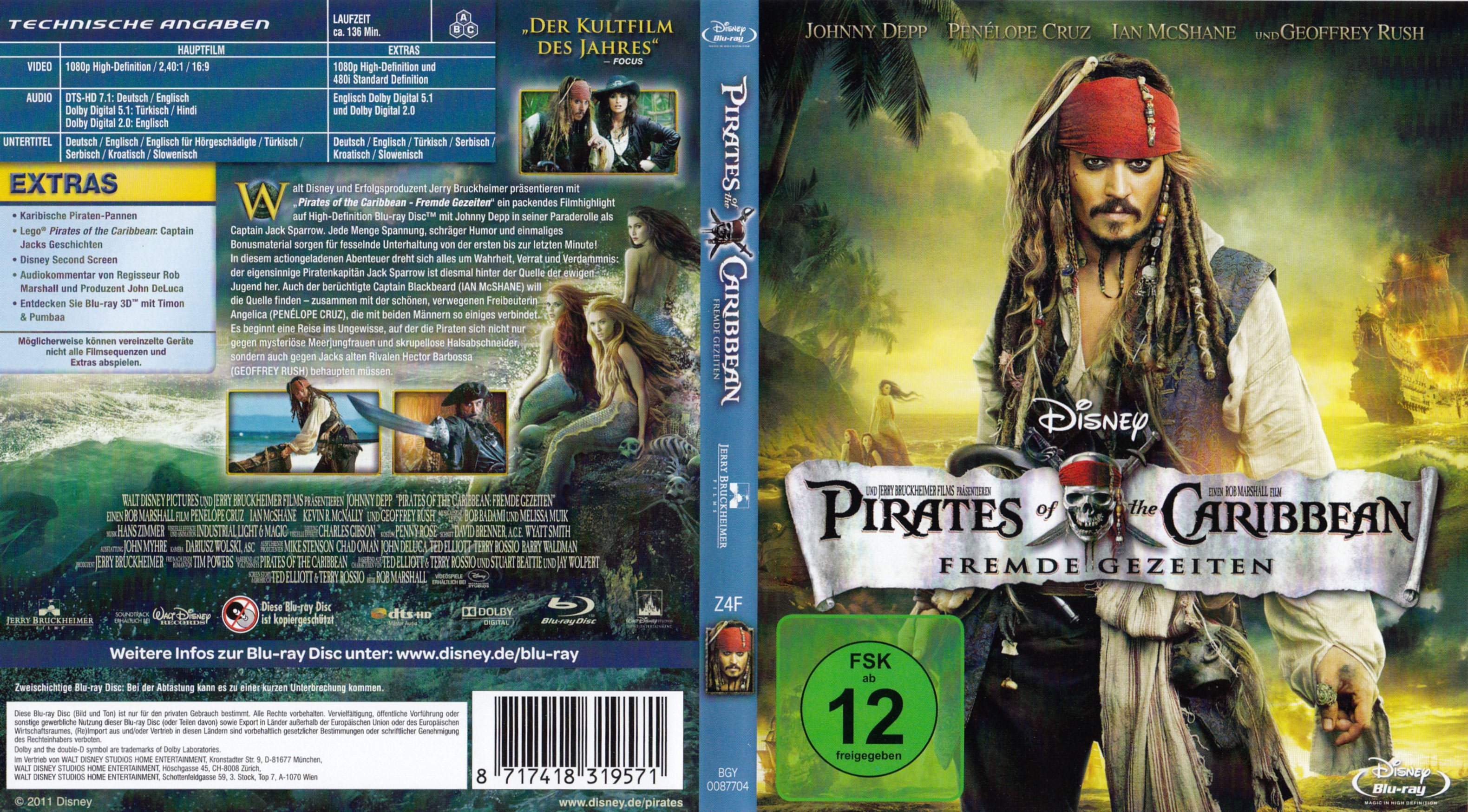 pirates deutsch