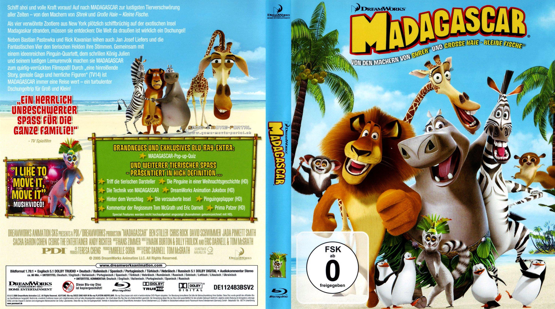madagascar film deutsch