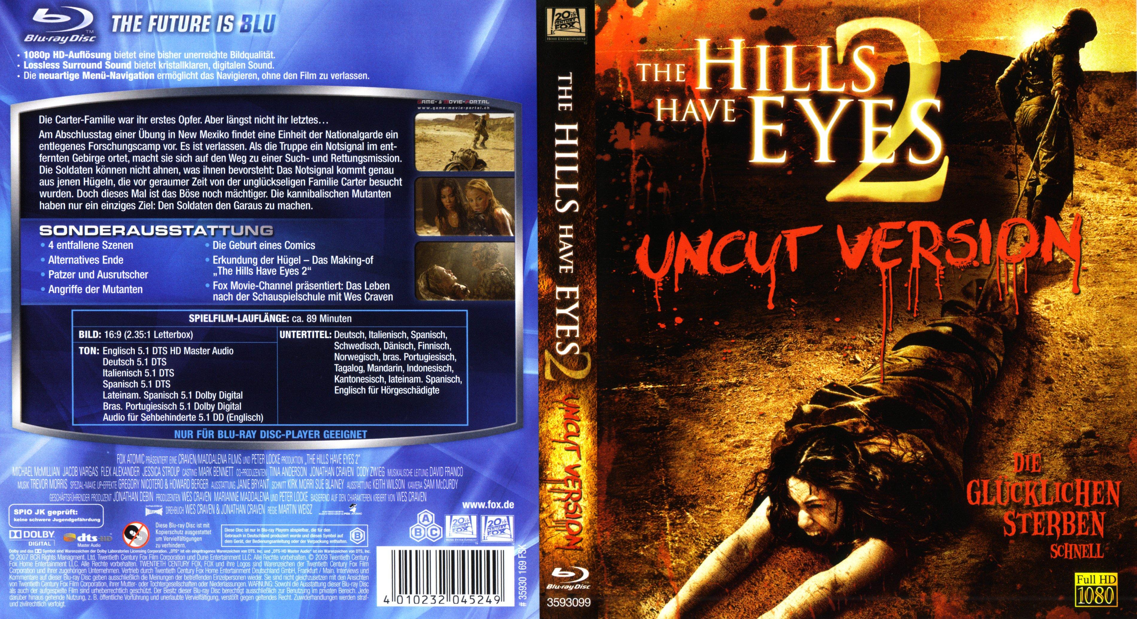 Ganzer The Hills Have Eyes 2 2007   hdfilmestreamonline