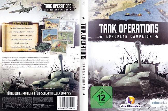 Tank Operations pc cover german