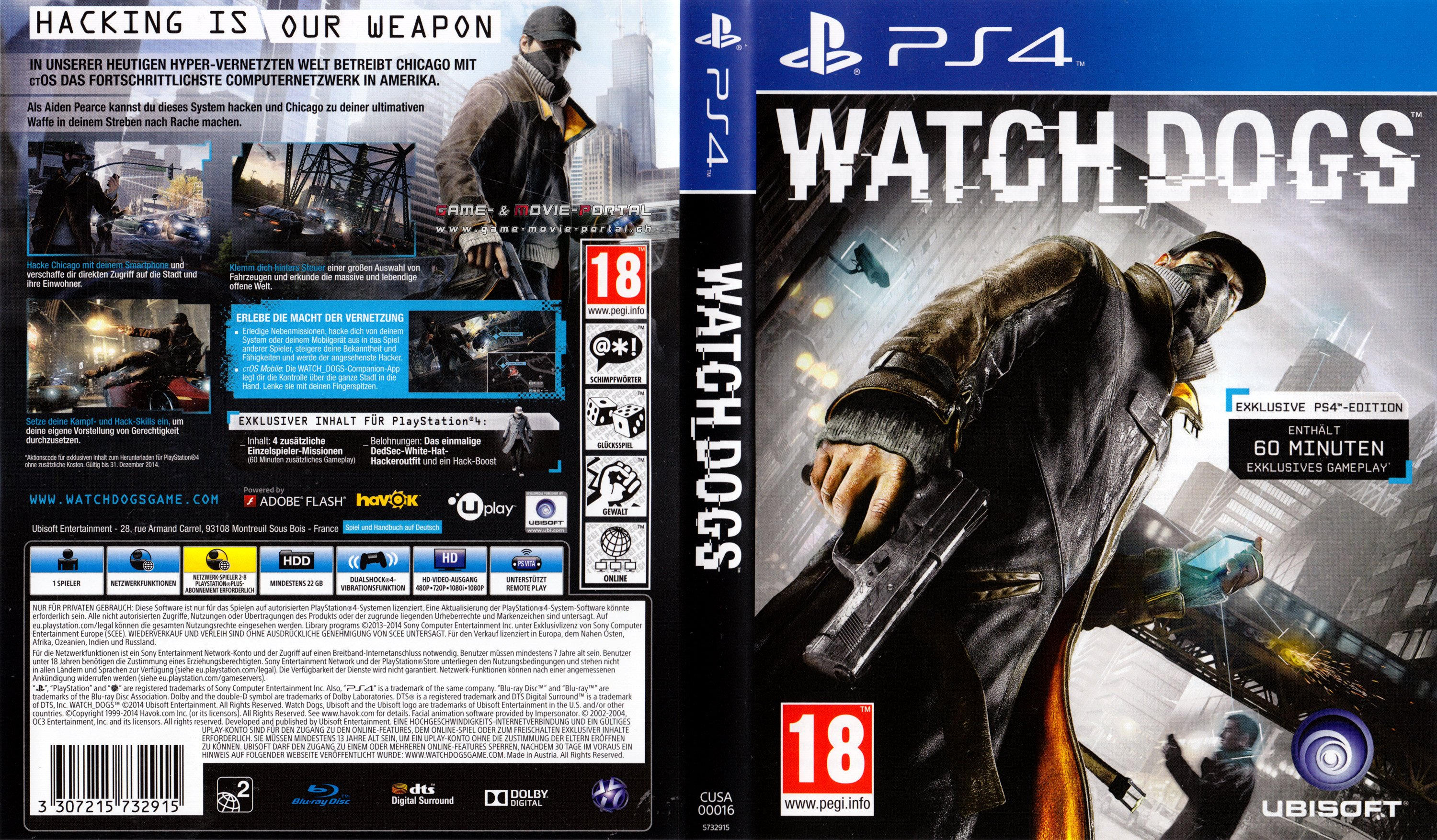 Custom Music Watch Dogs Pc
