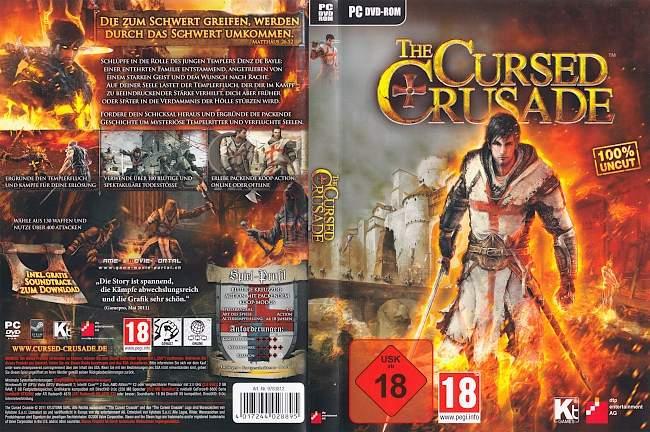 Cursed Crusade pc cover german
