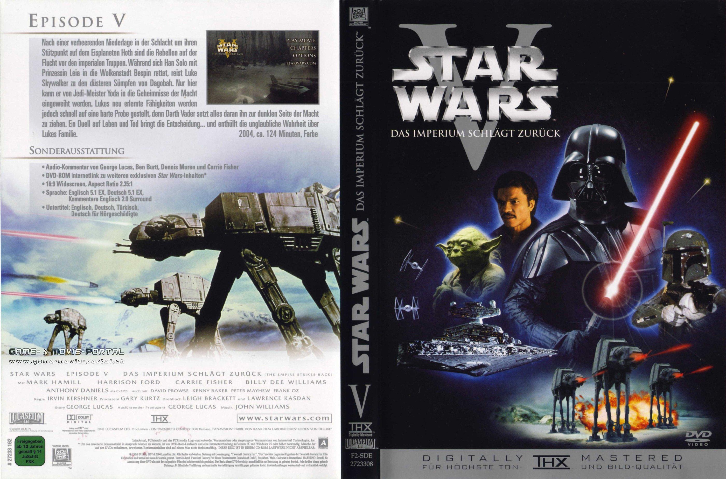 Star Wars 5 Deutsch