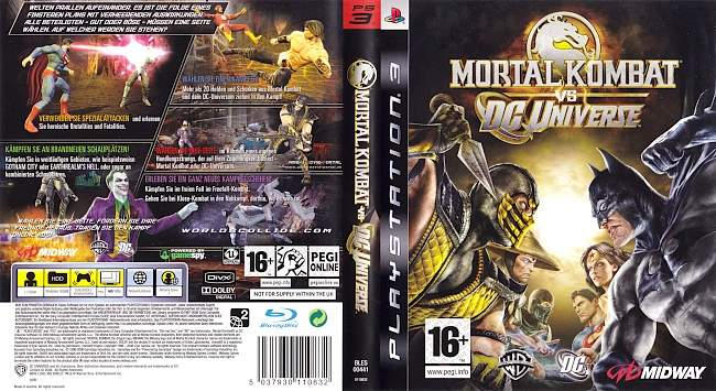 mortal kombat vs dc universe pc game download free