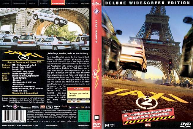 DVD Covers