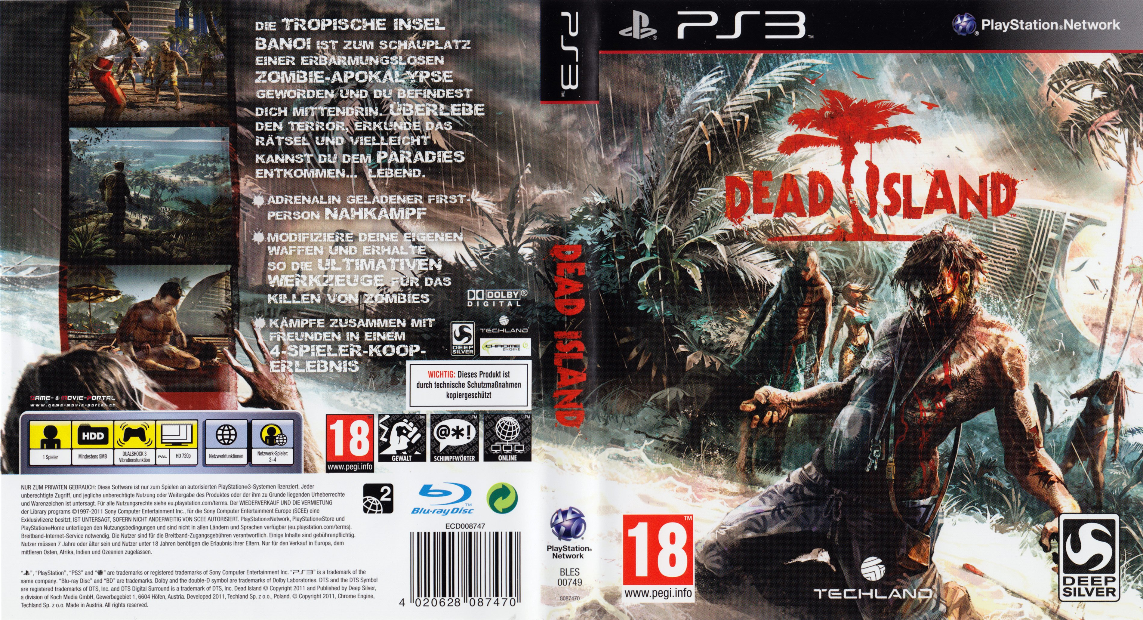 Dead Island And Dead Island Riptied