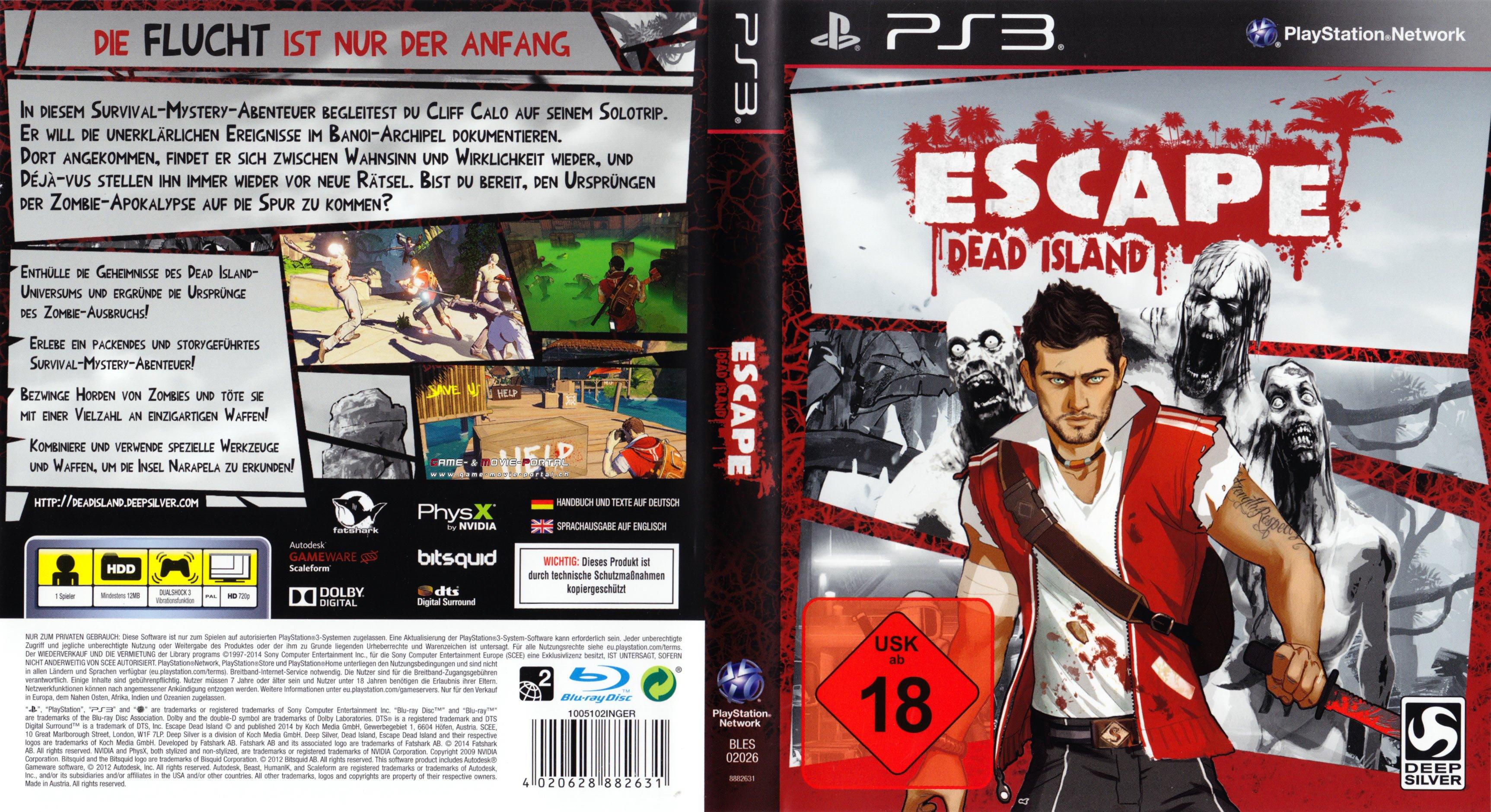 Escape Dead Island On Xbox
