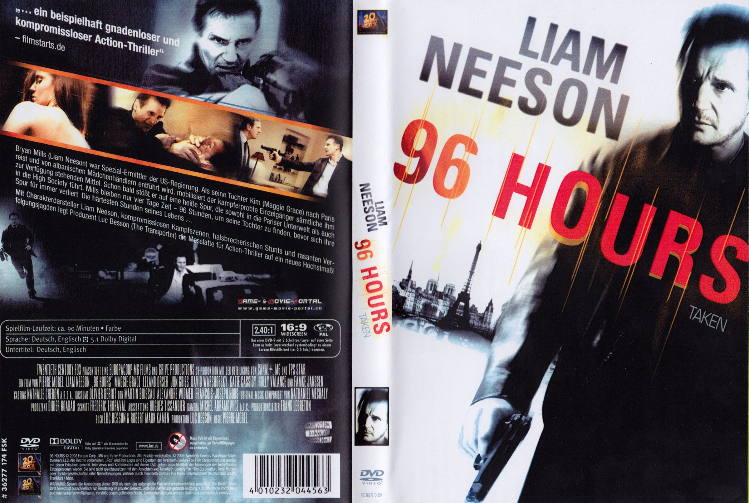 96 hours taken 2 ganzer film deutsch