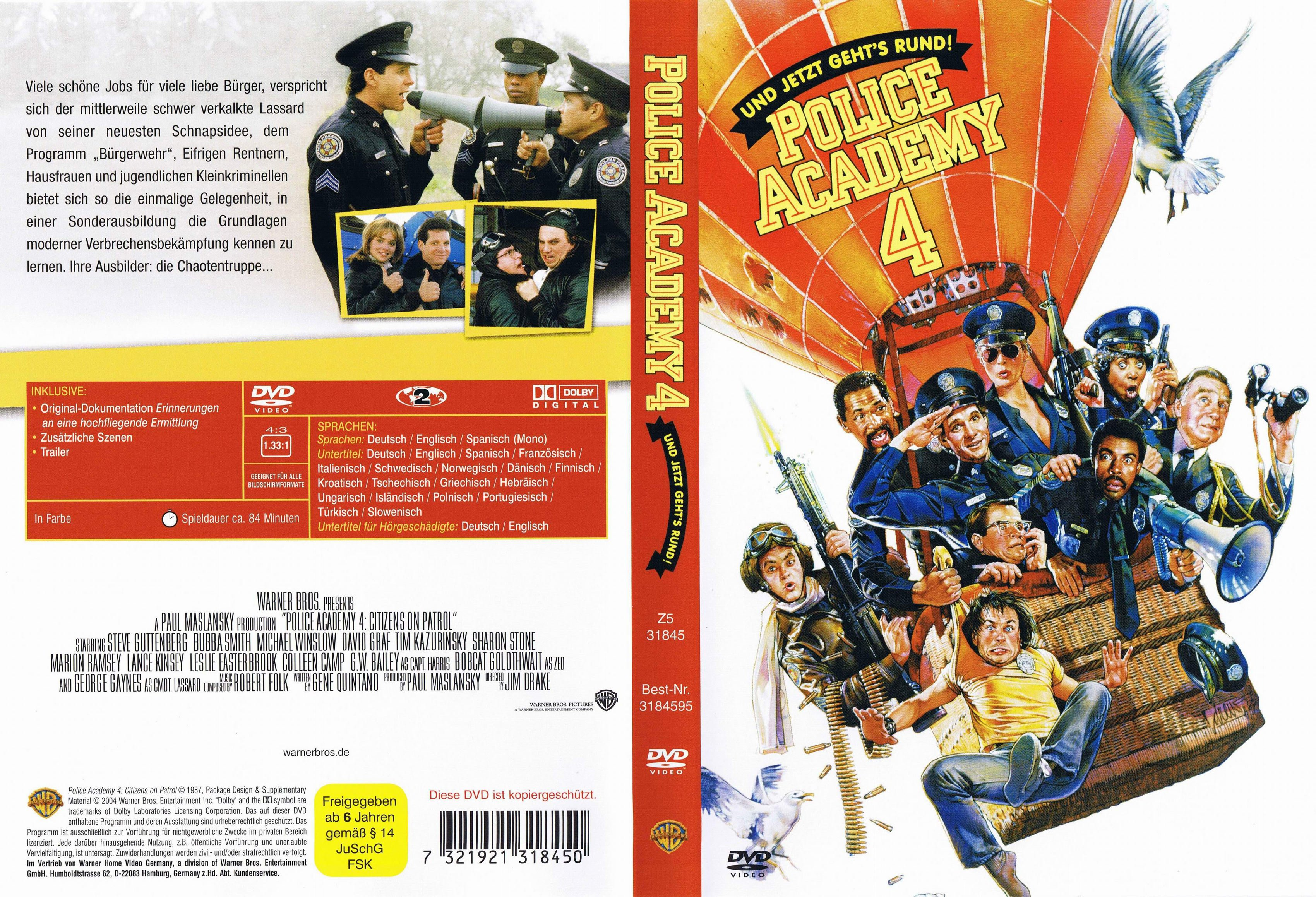Police Academy Deutsch