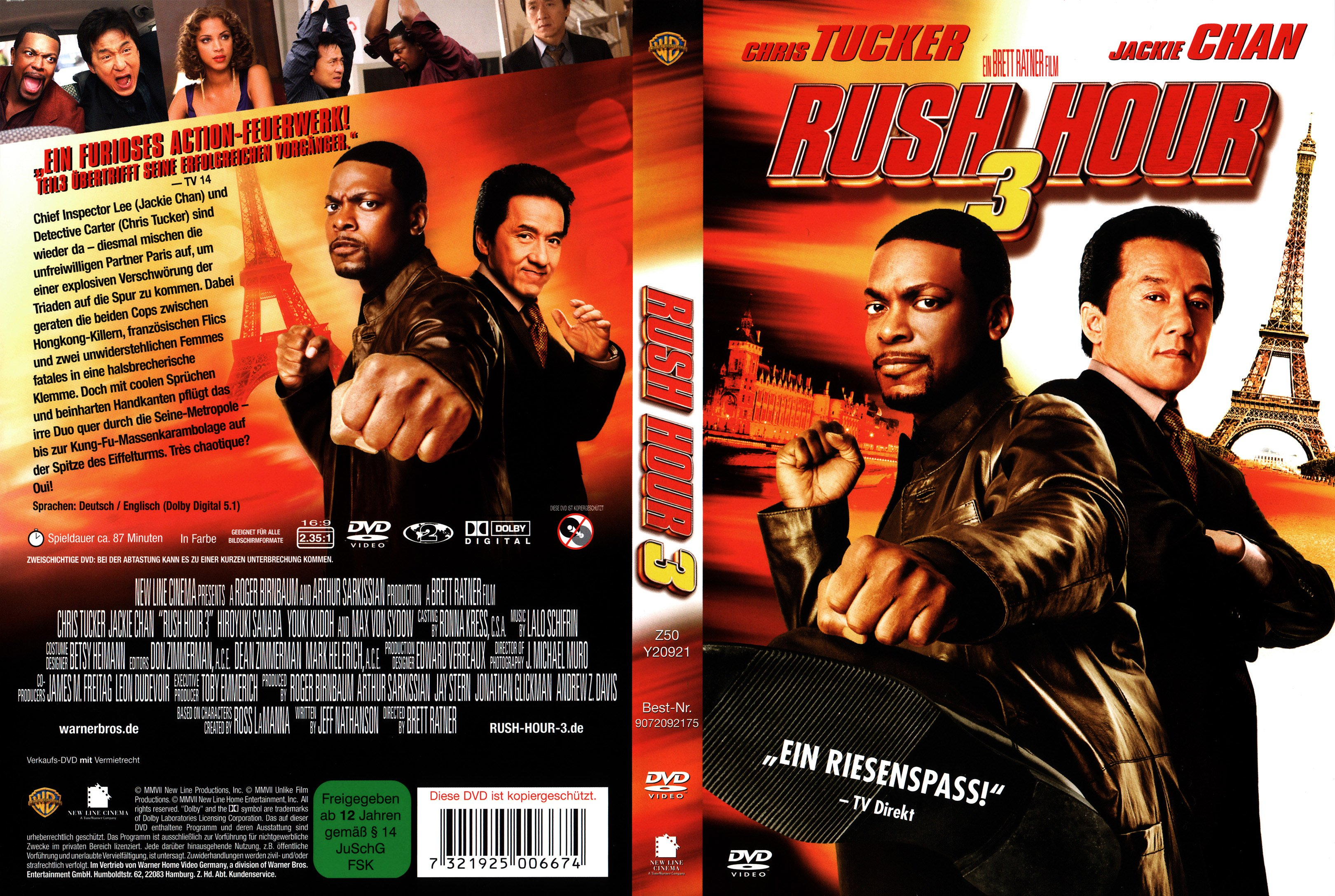 Rush Hour 3 Deutsch Ganzer Film