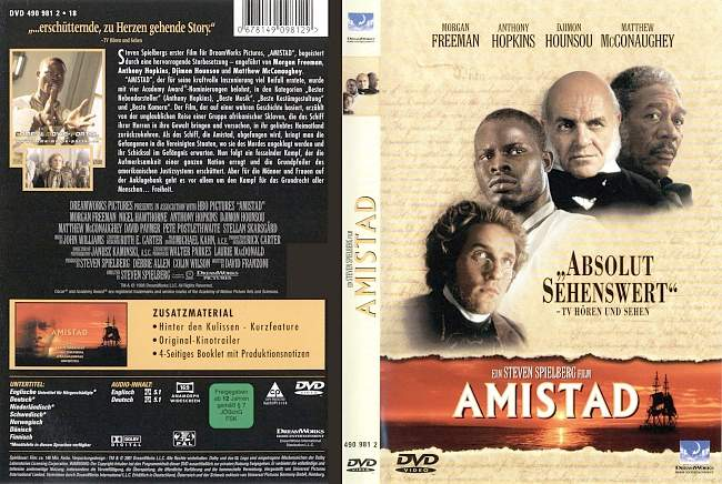 Amistad Deutsch