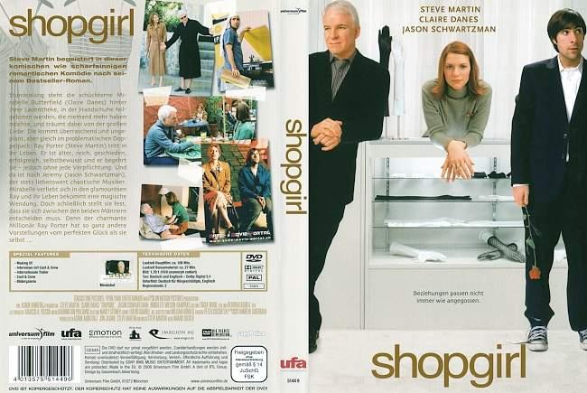 Shopgirl dvd cover german