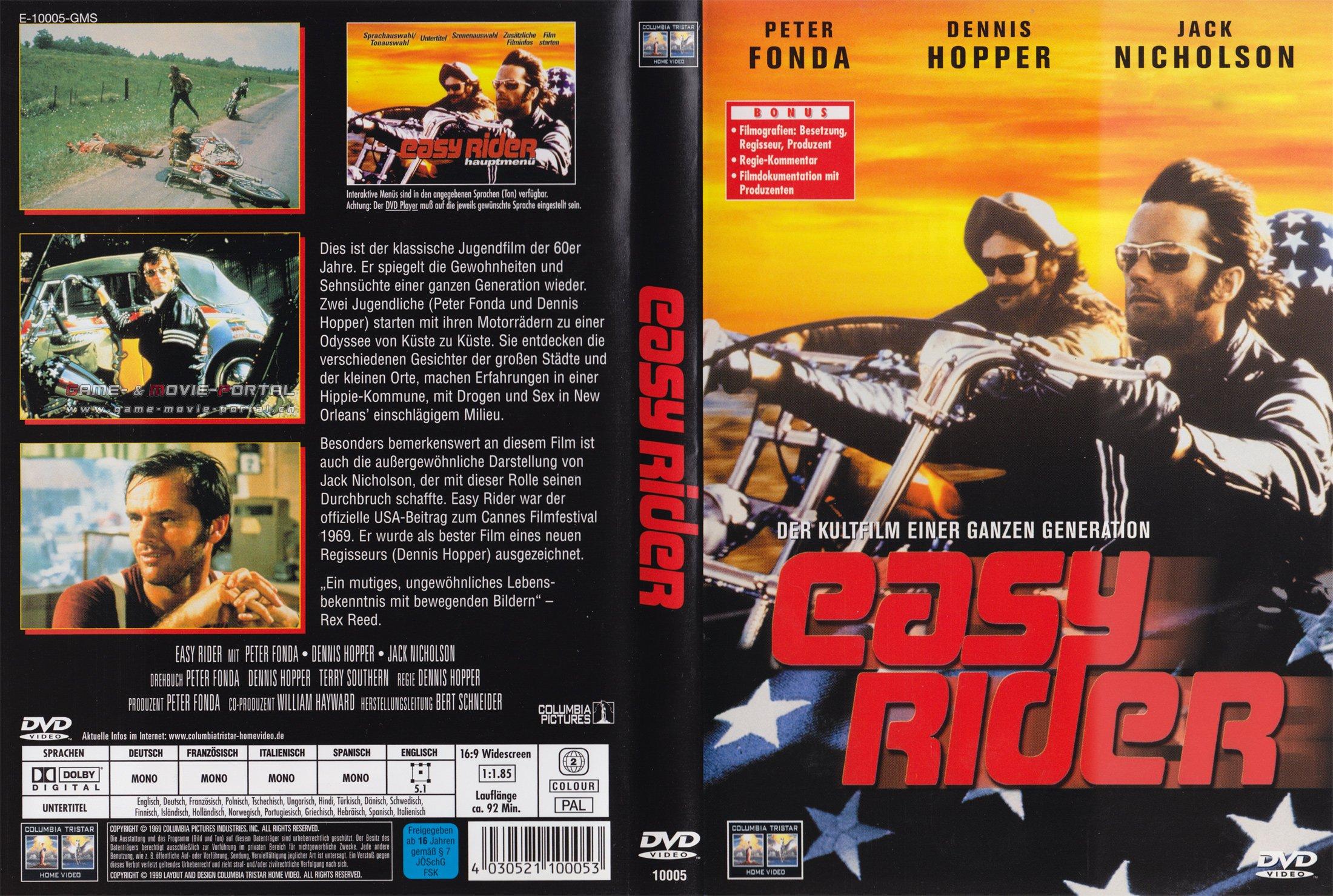Easy Rider Film Deutsch