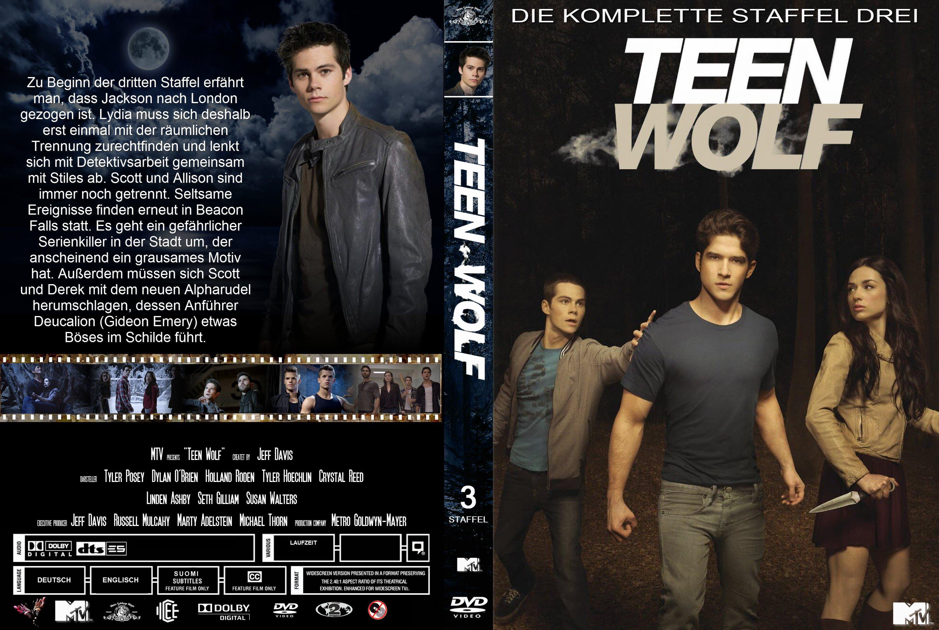 Teen Wolf Staffel3