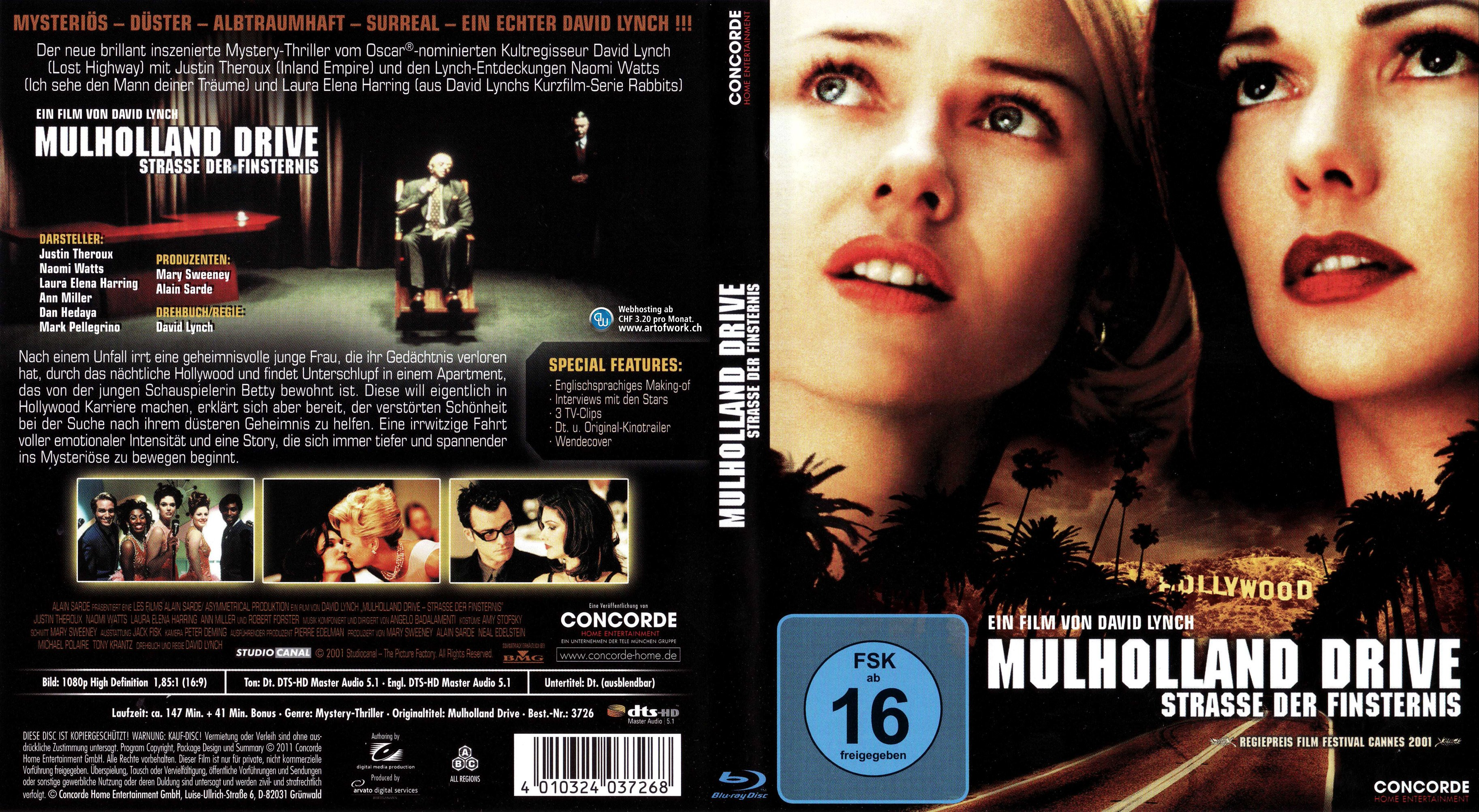 movie genres and mulholland drive essay