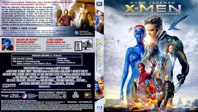 X-men: Days Of Future Past full movie online HD for free