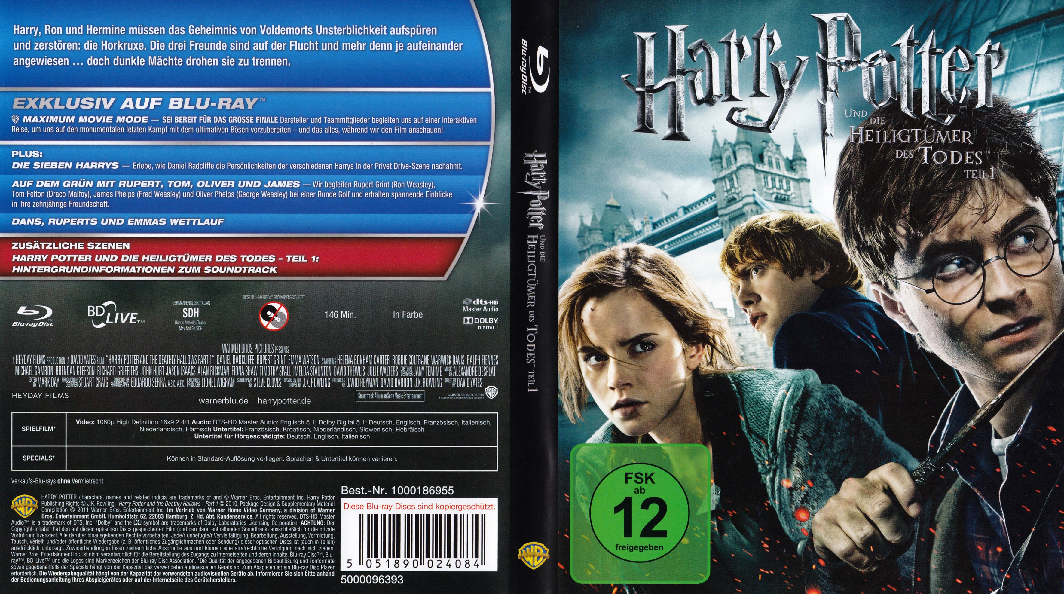 Harry Potter 7 Teil 1