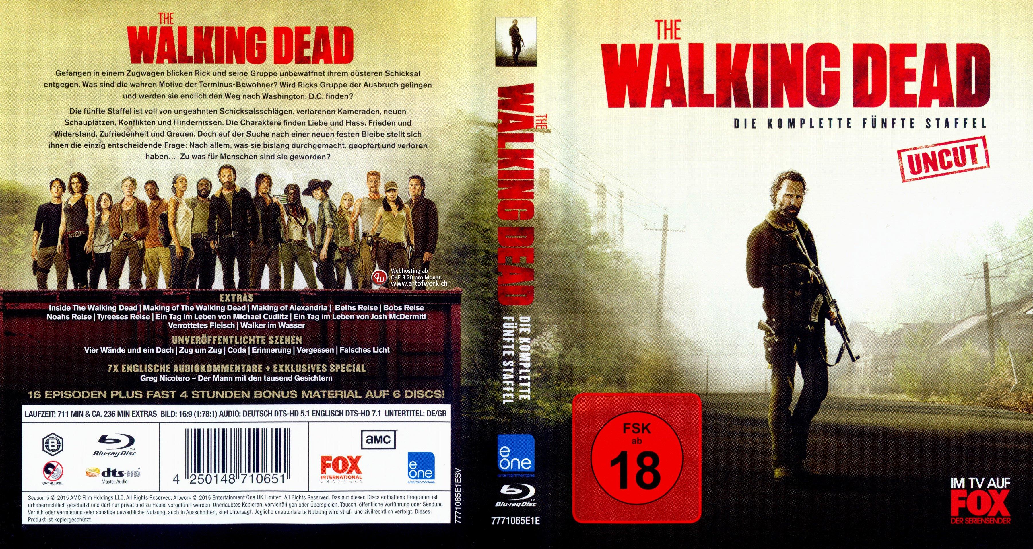 Walking Dead 5 Staffel Deutsch