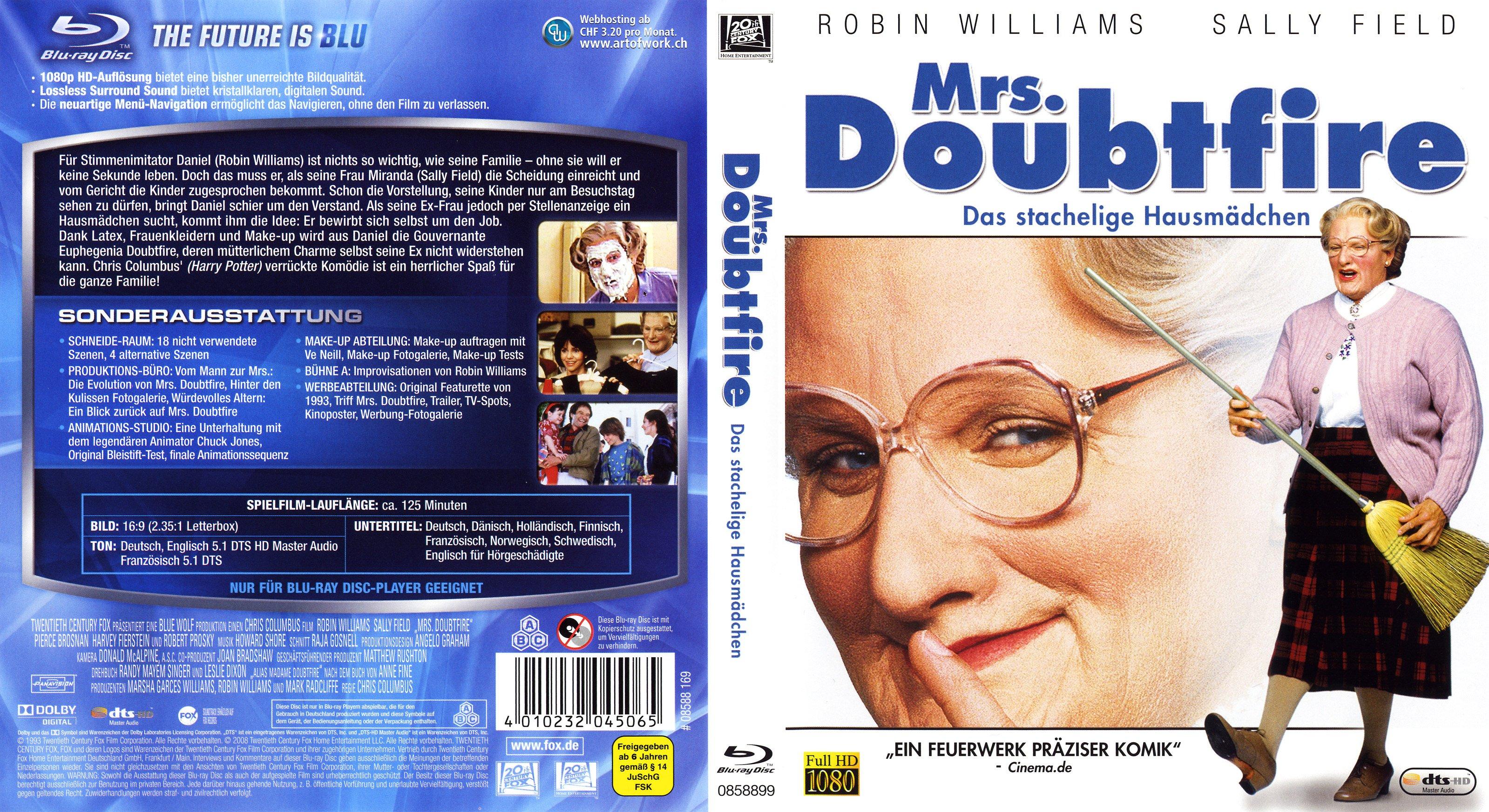 Doubtfire Deutsch