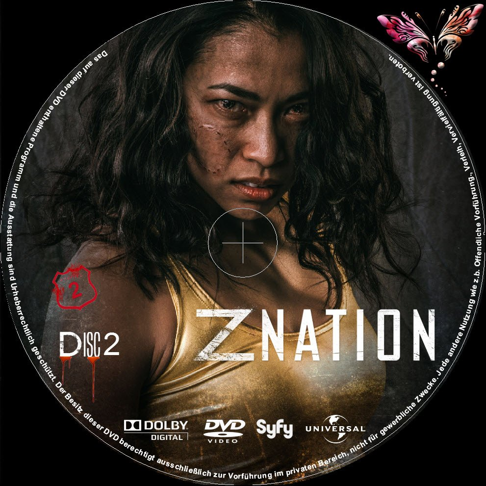 Z Nation Staffel 2 Dvd
