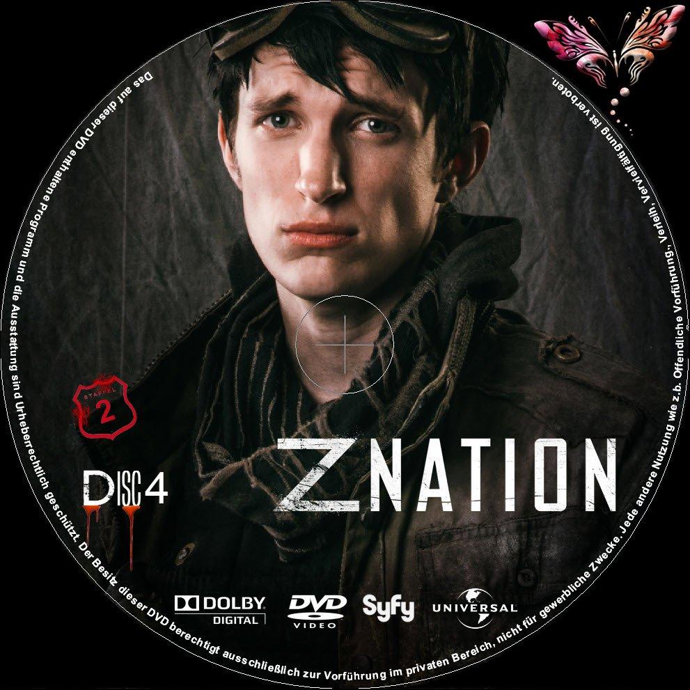 Z Nation Staffel 2 Deutsch