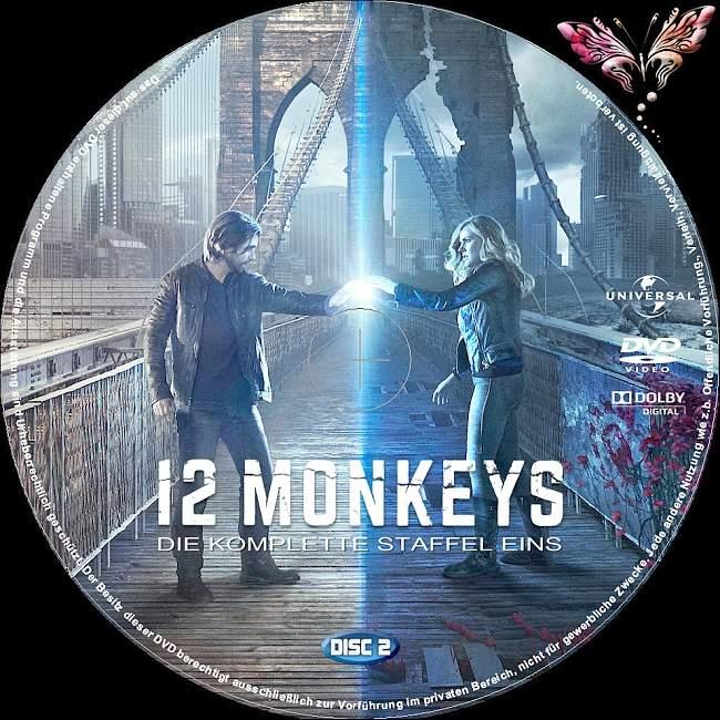 12 Monkeys Staffel 1
