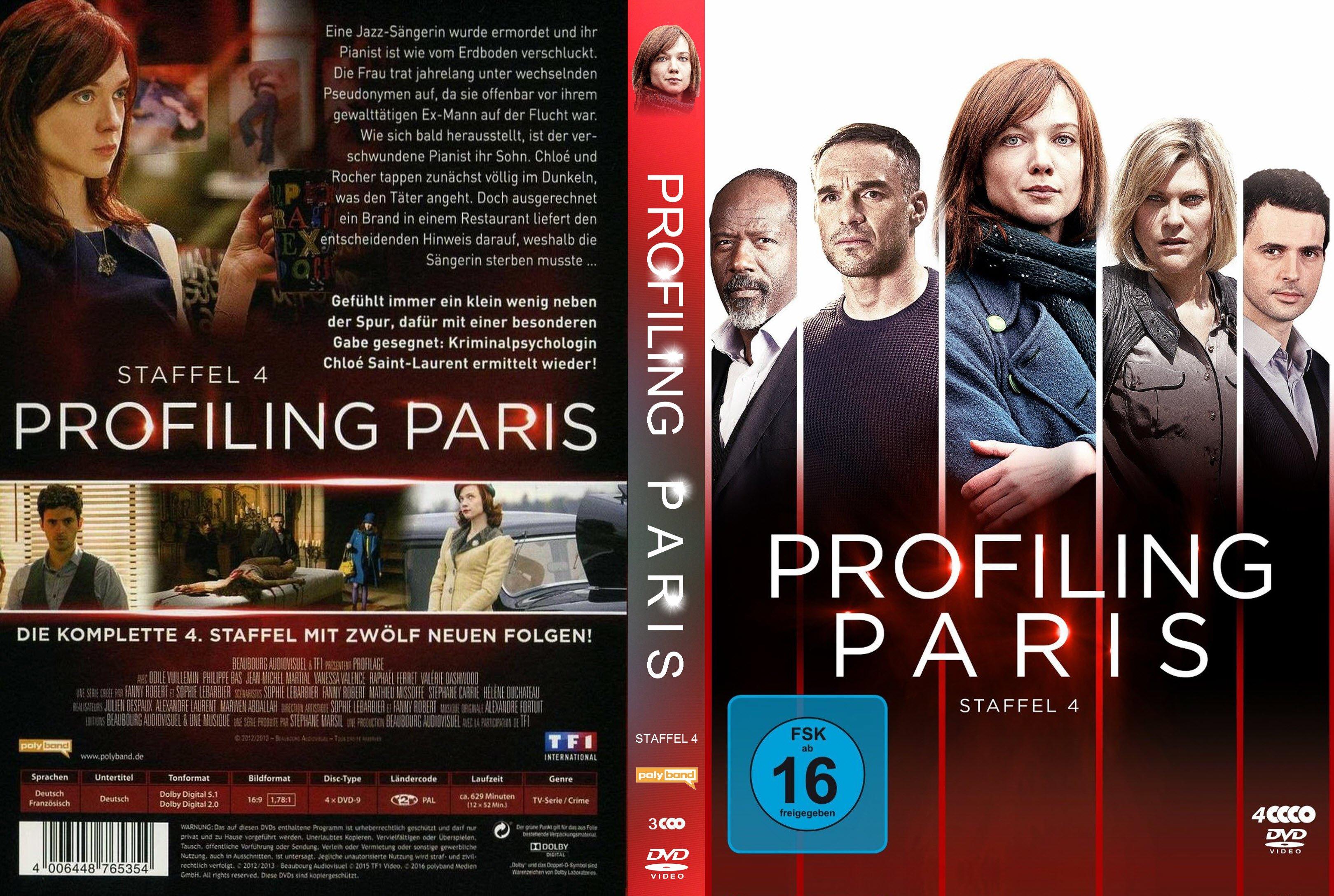 Profiling Paris Stream Deutsch