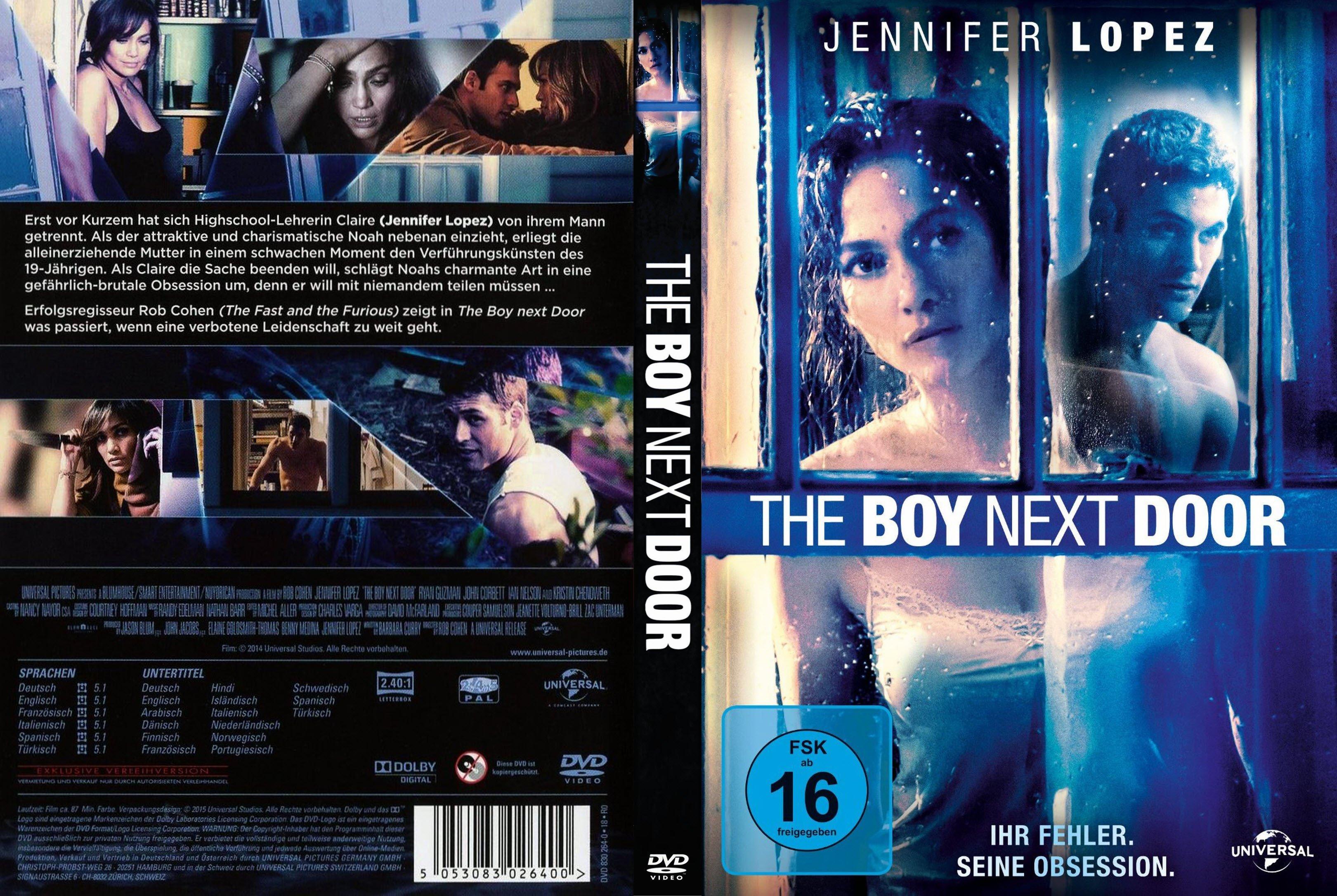 The Boy Next Door Deutsch Ganzer Film