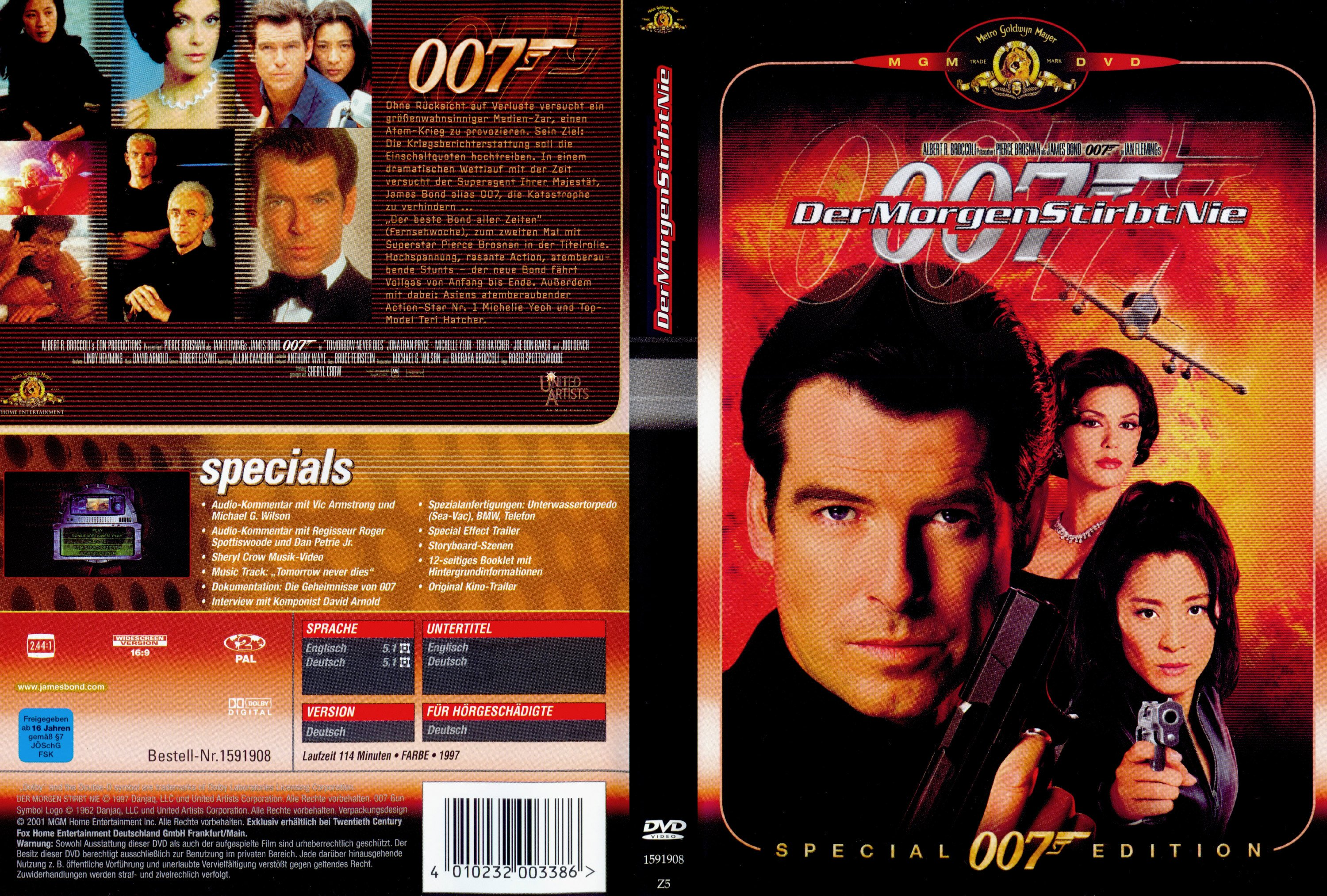 James Bond 007 – Der Morgen Stirbt Nie