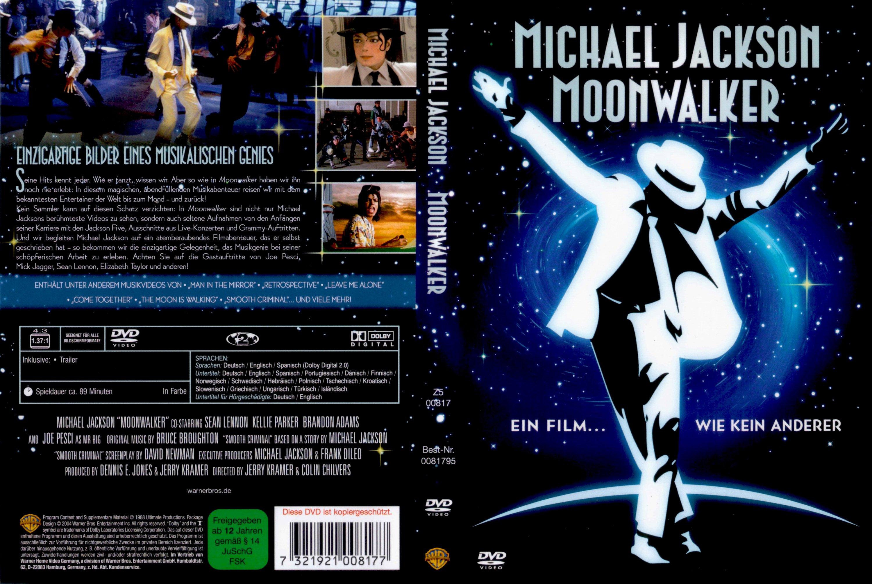 moonwalker film 2016