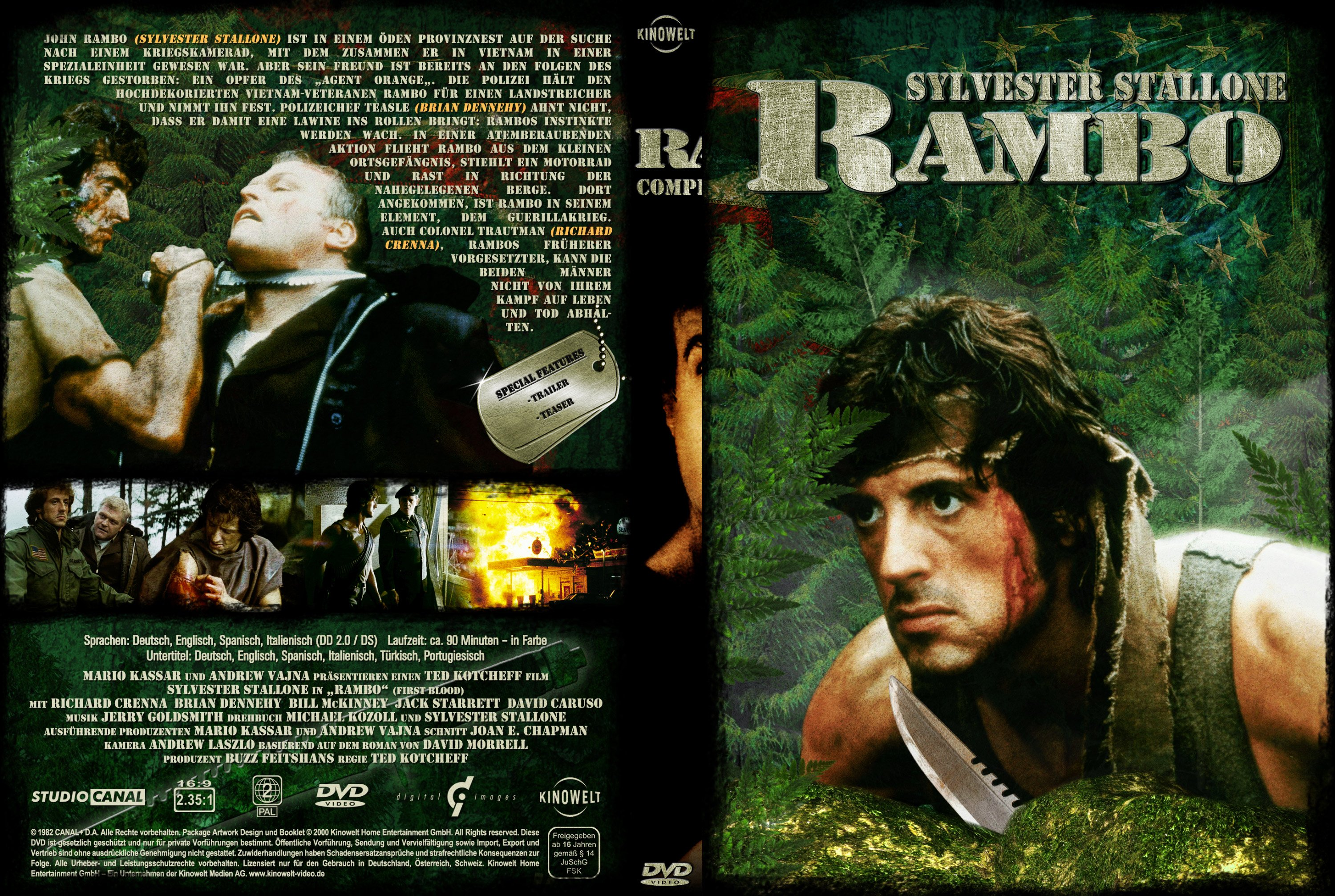 Rambo 1 Deutsch Ganzer Film