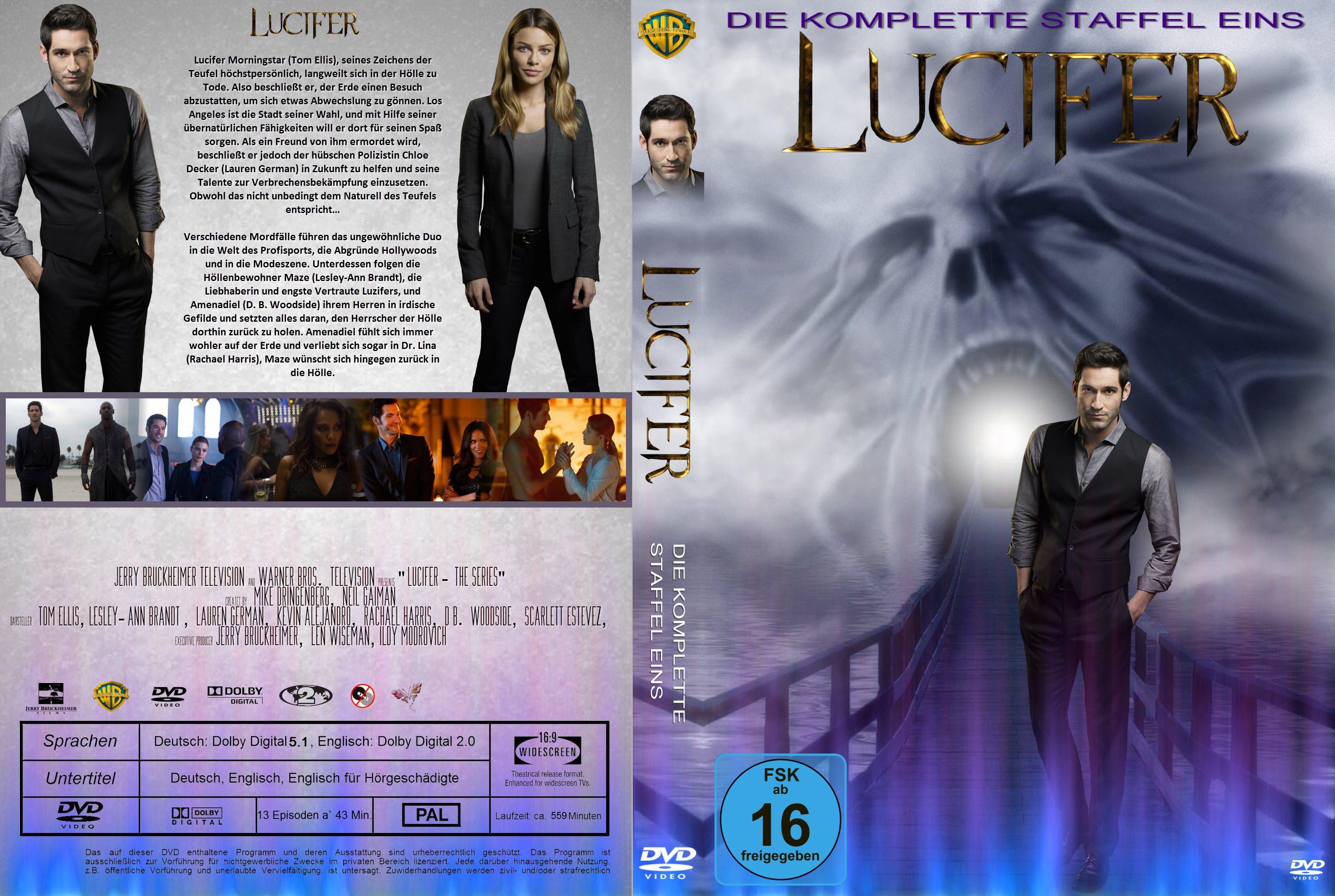 lucifer staffel 2 dvd