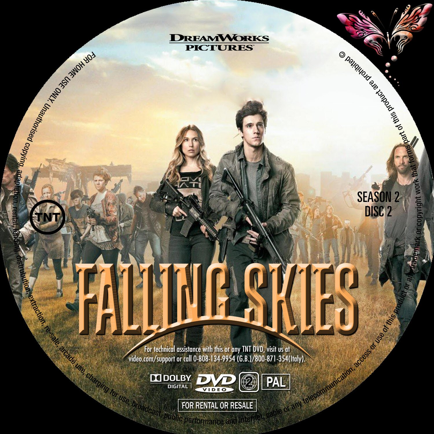 Falling Skies Staffel 4 Deutsch
