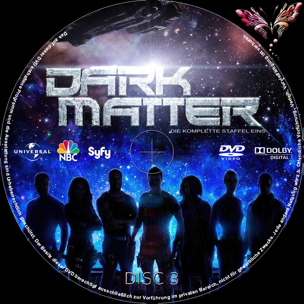Dark Matter Staffel 3