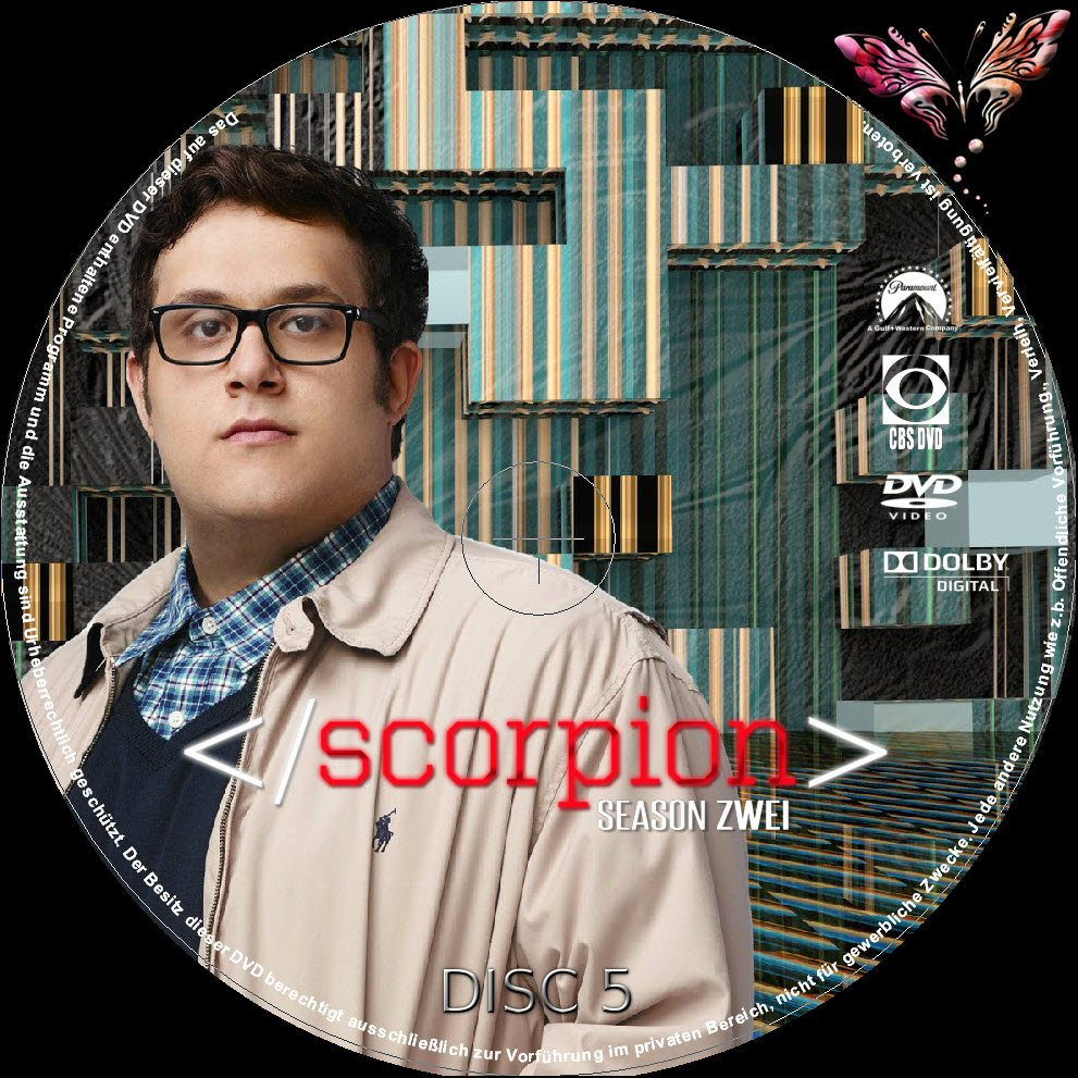 Scorpion Staffel 2 Deutsch